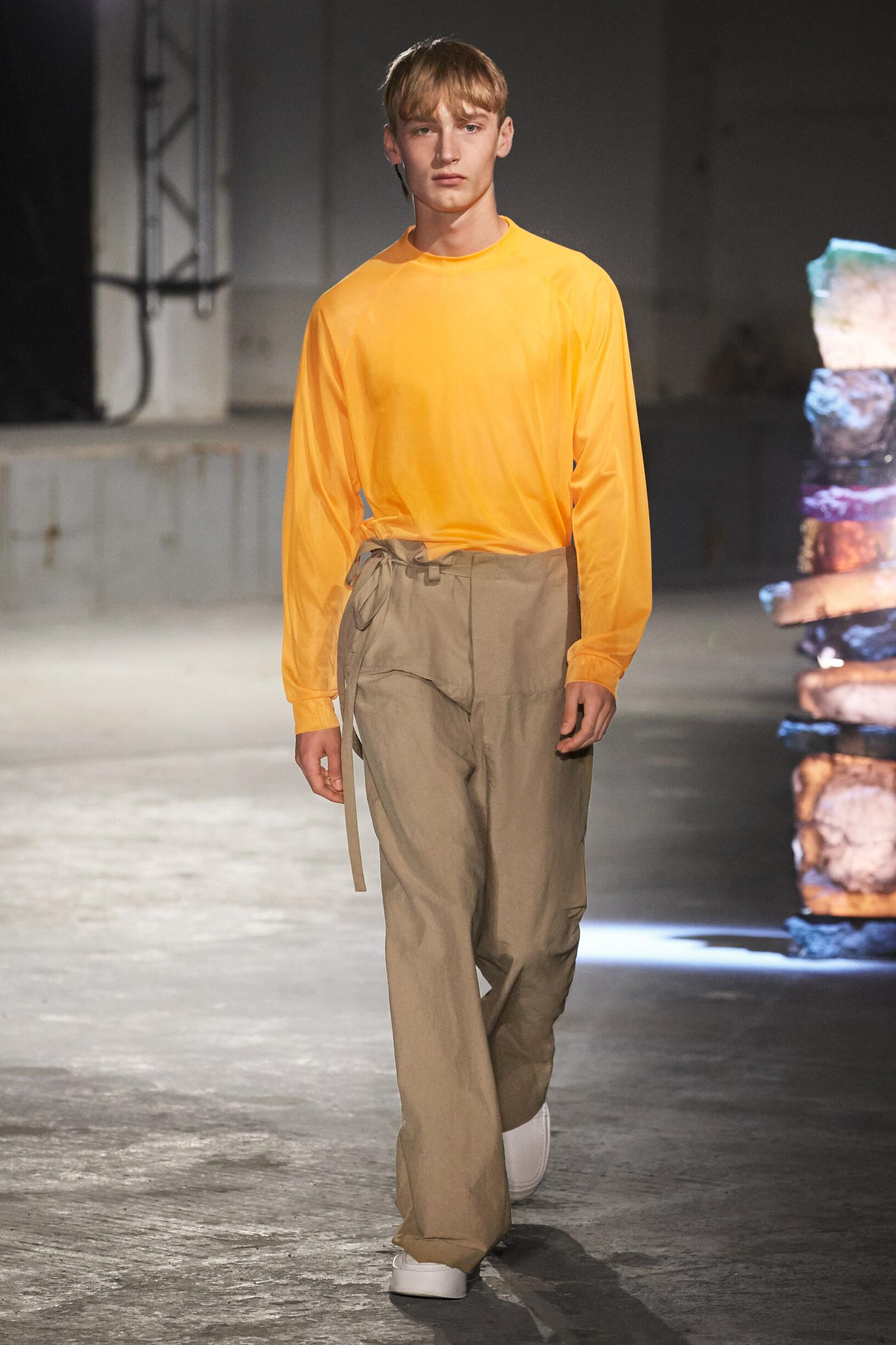 Acne Studios Men's Collection 2019