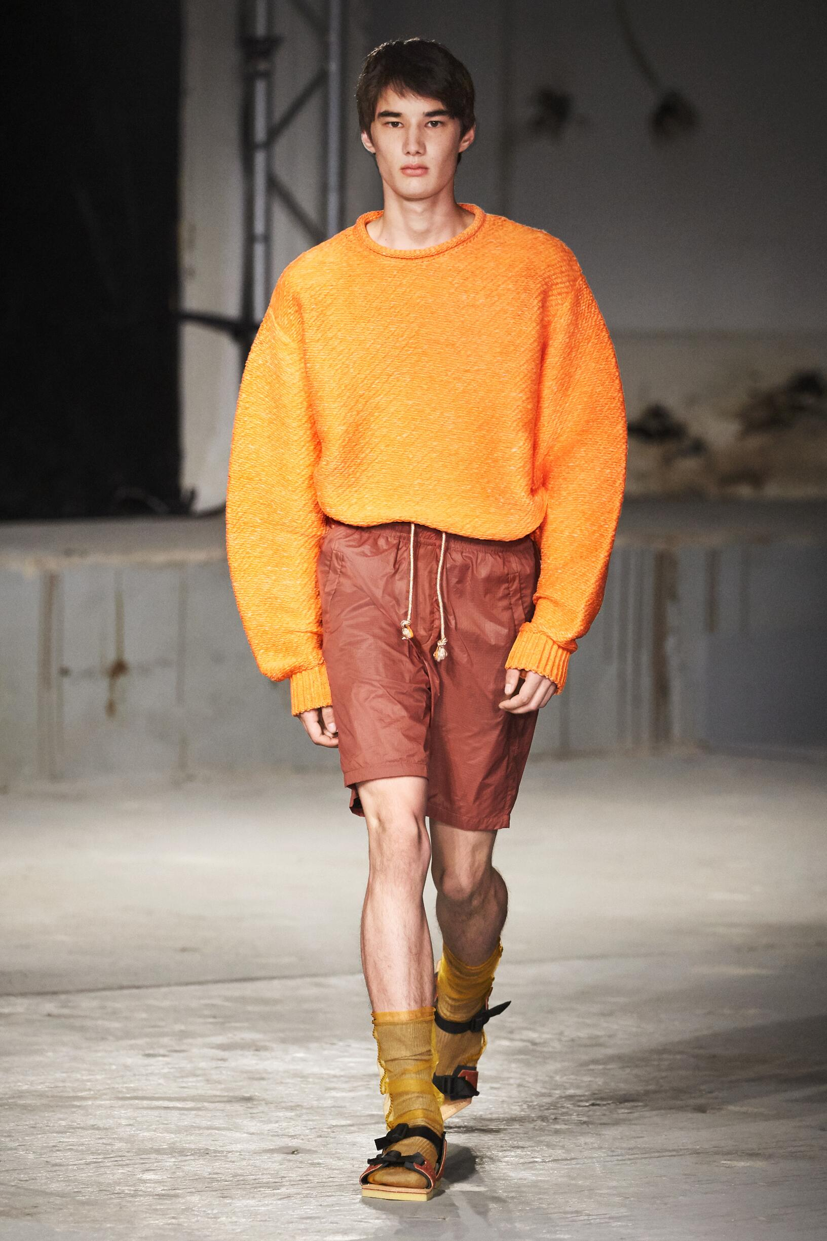 Acne Studios Summer 2019 Catwalk