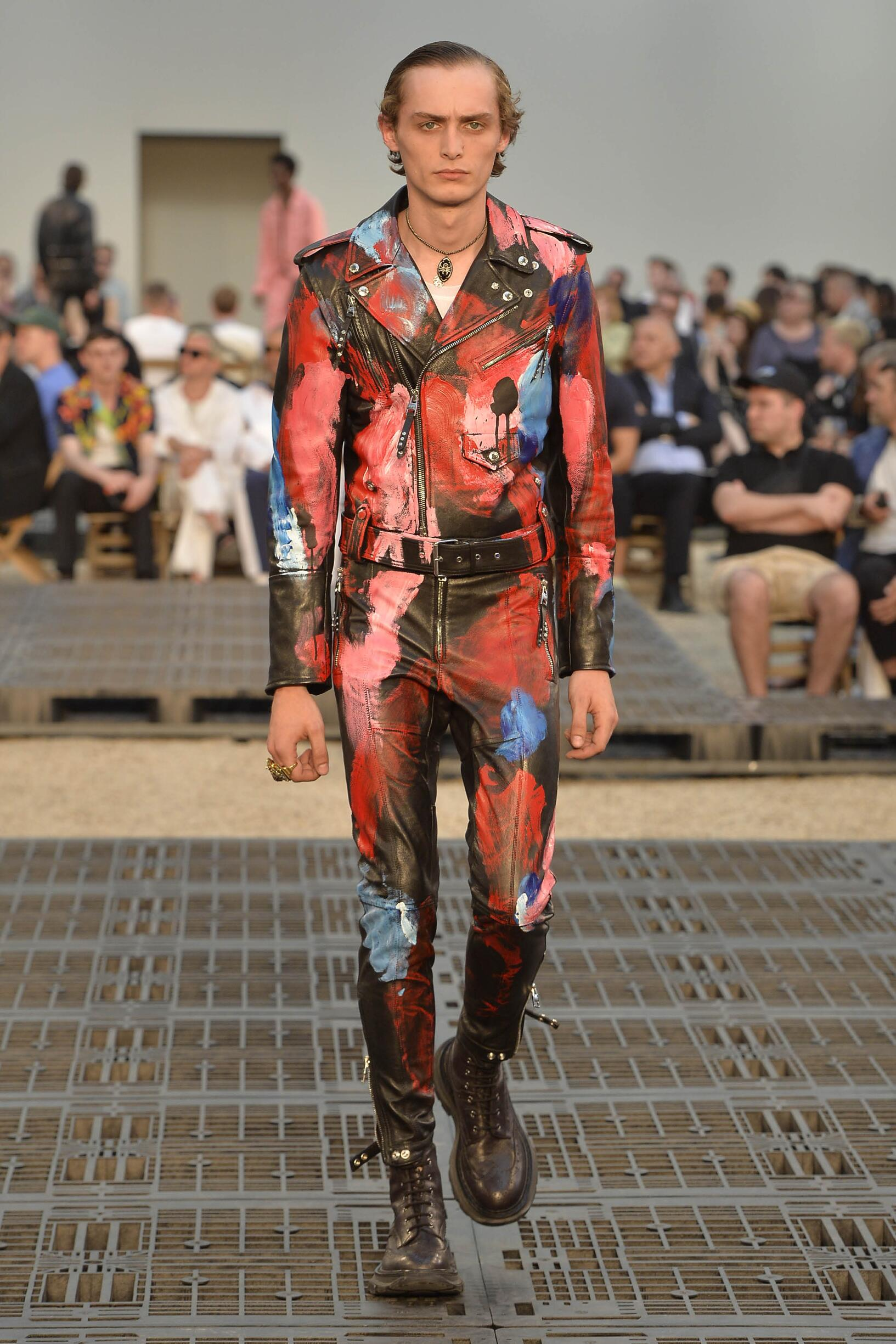 Alexander Mcqueen Spring Summer 2019 Men S Collection