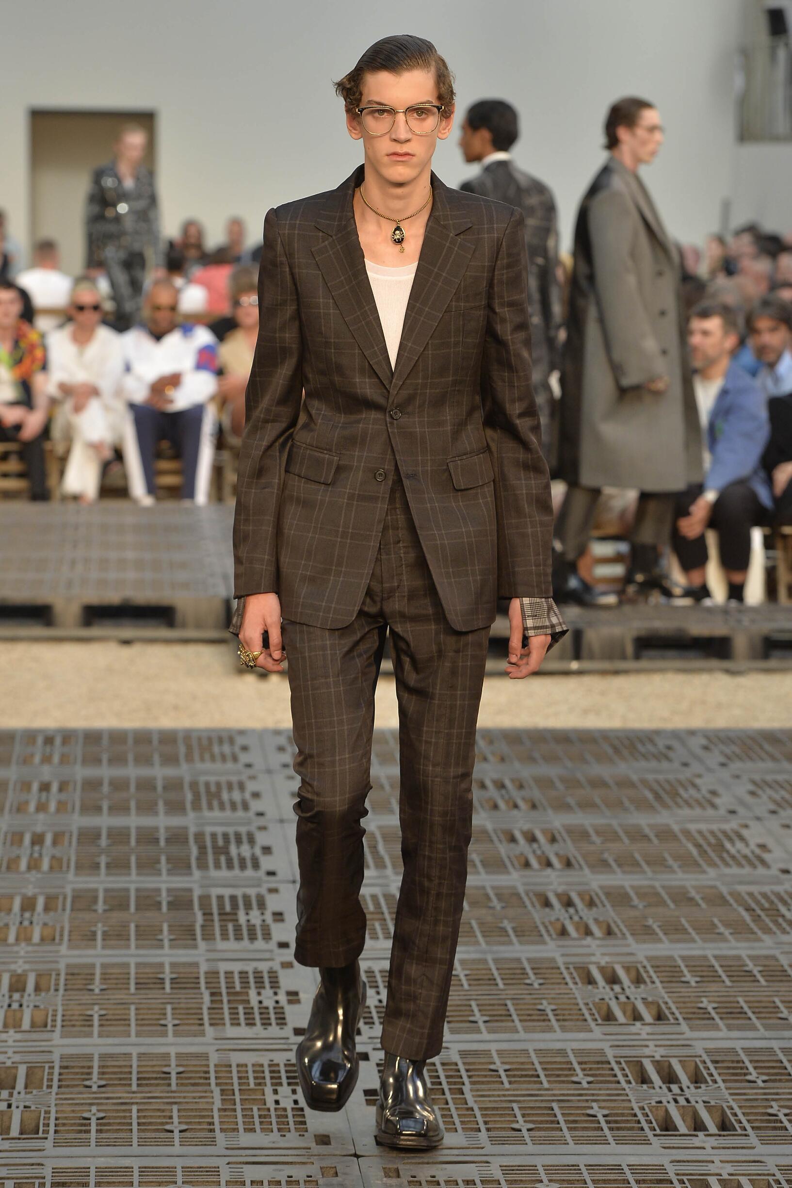 Alexander McQueen Men's Collection 2019