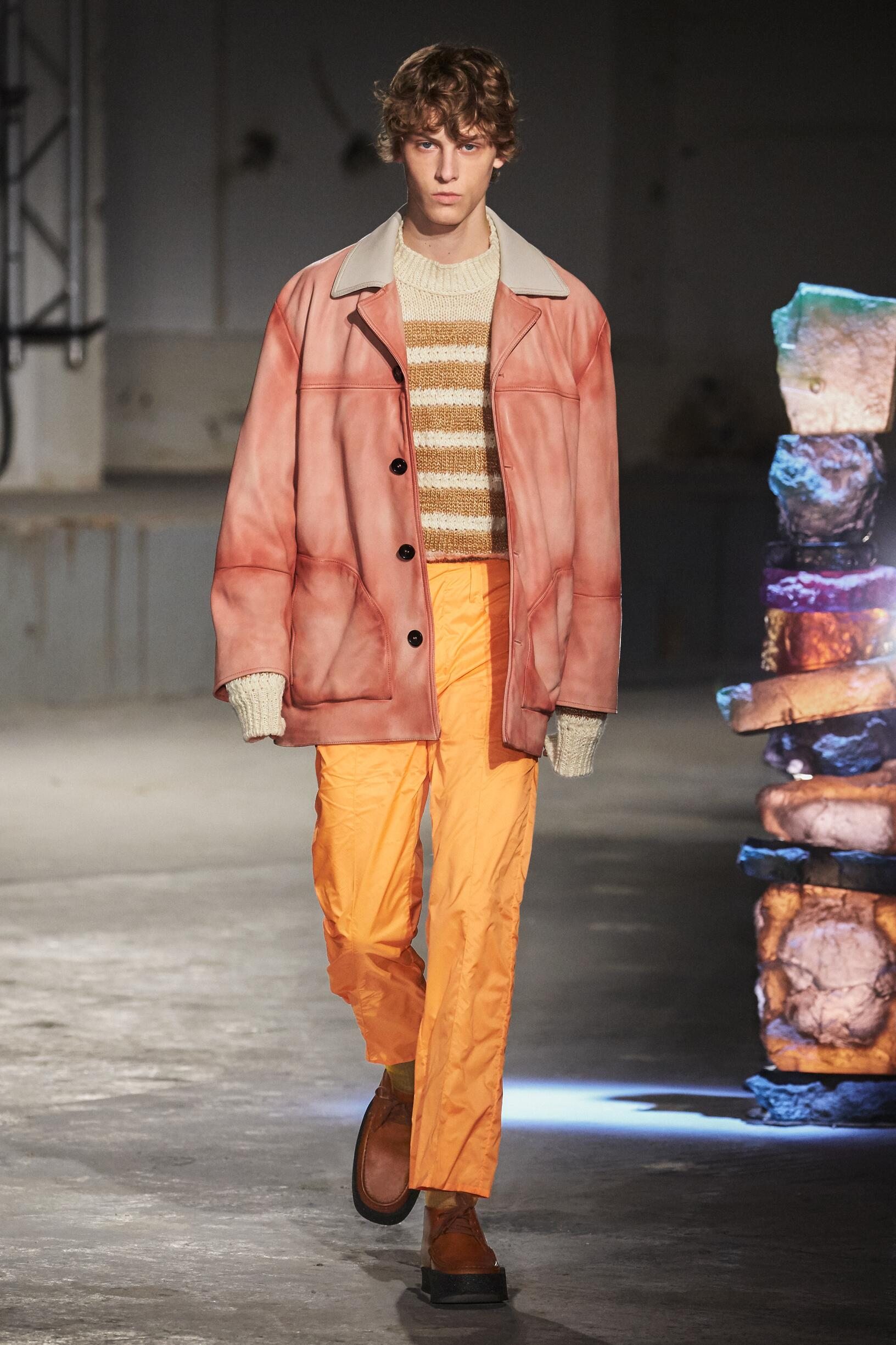 Catwalk Acne Studios Summer 2019