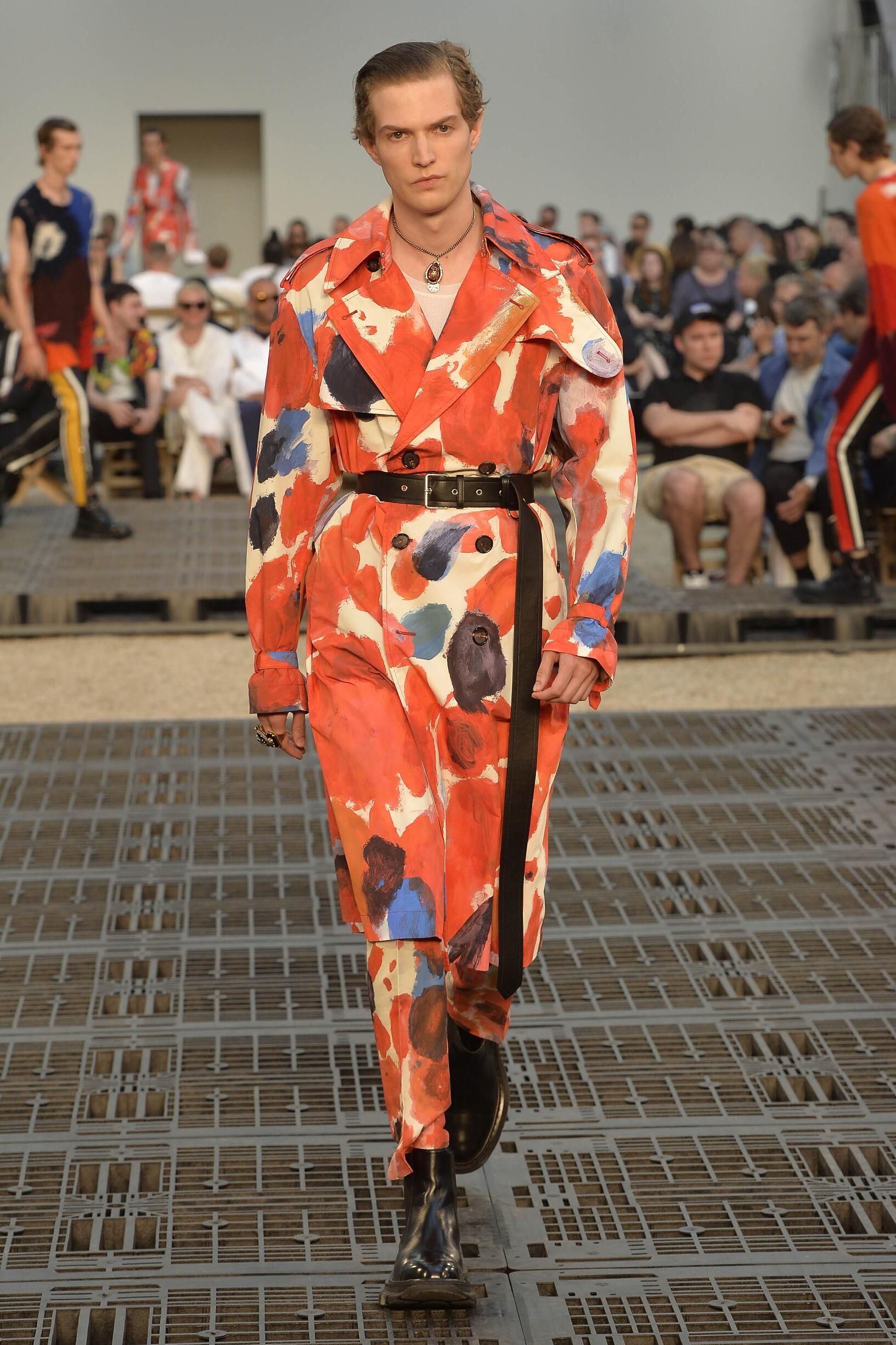 Catwalk Alexander McQueen