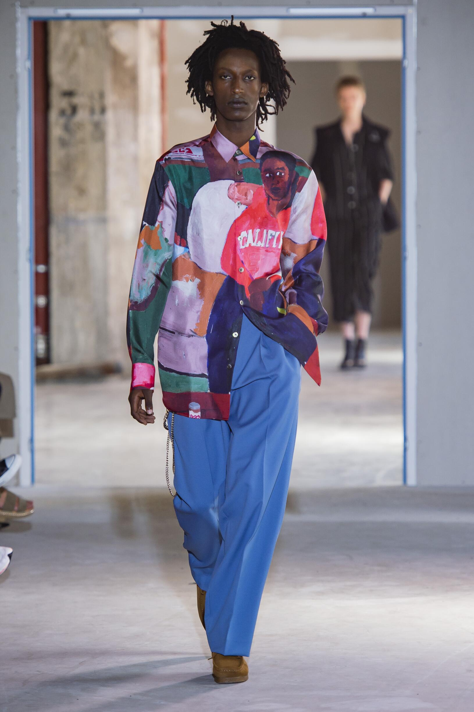 Catwalk Études Summer 2019