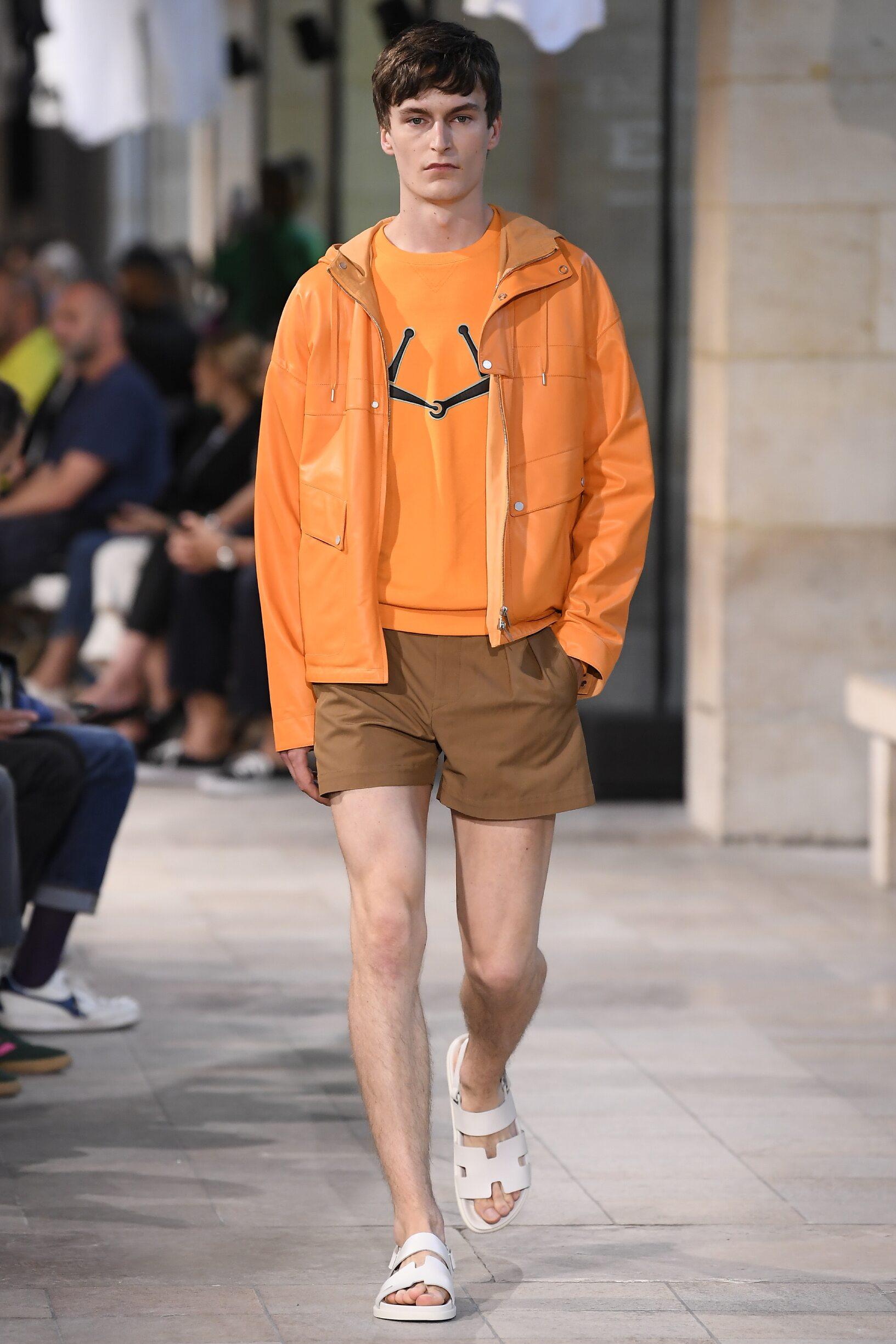 Catwalk Hermès Summer 2019