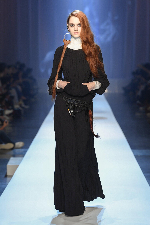 Catwalk Jean-Paul Gaultier Haute Couture