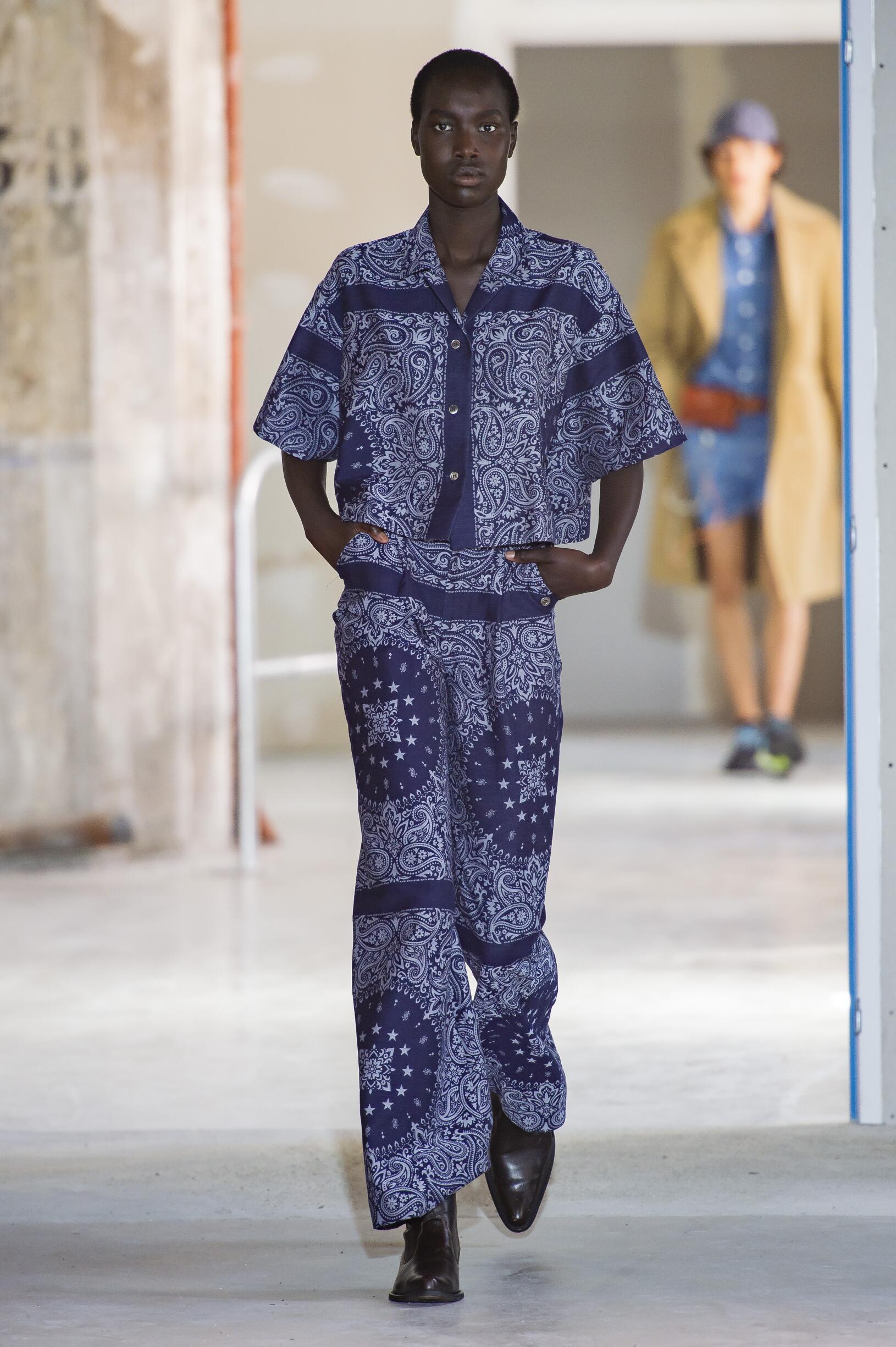 Études 2019 Fashion Model