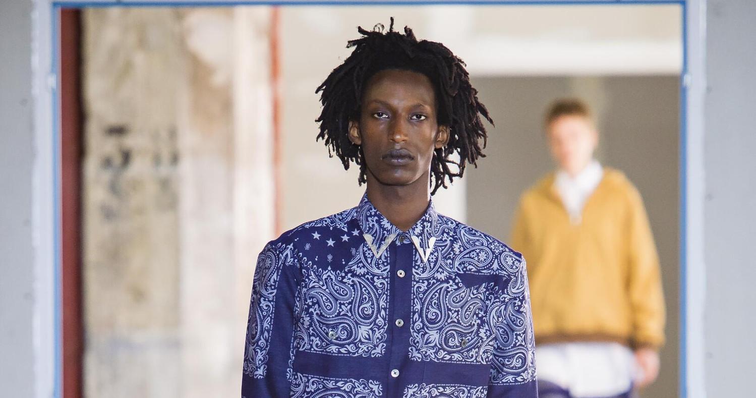 Études Fashion Show SS 2019 Paris