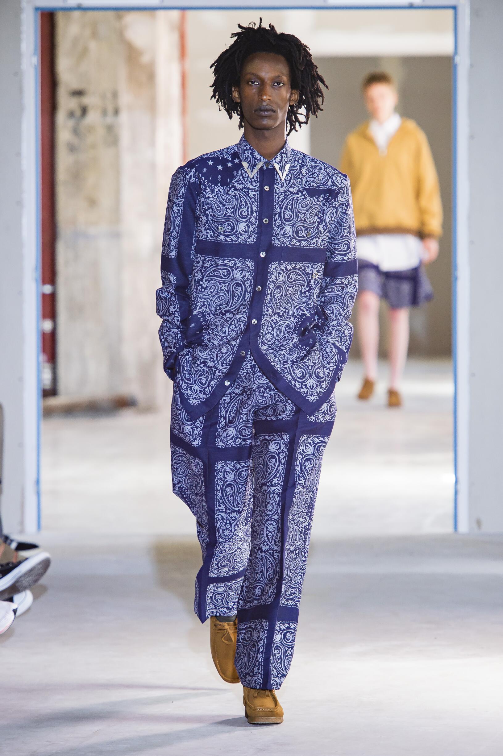 Études Fashion Show SS 2019
