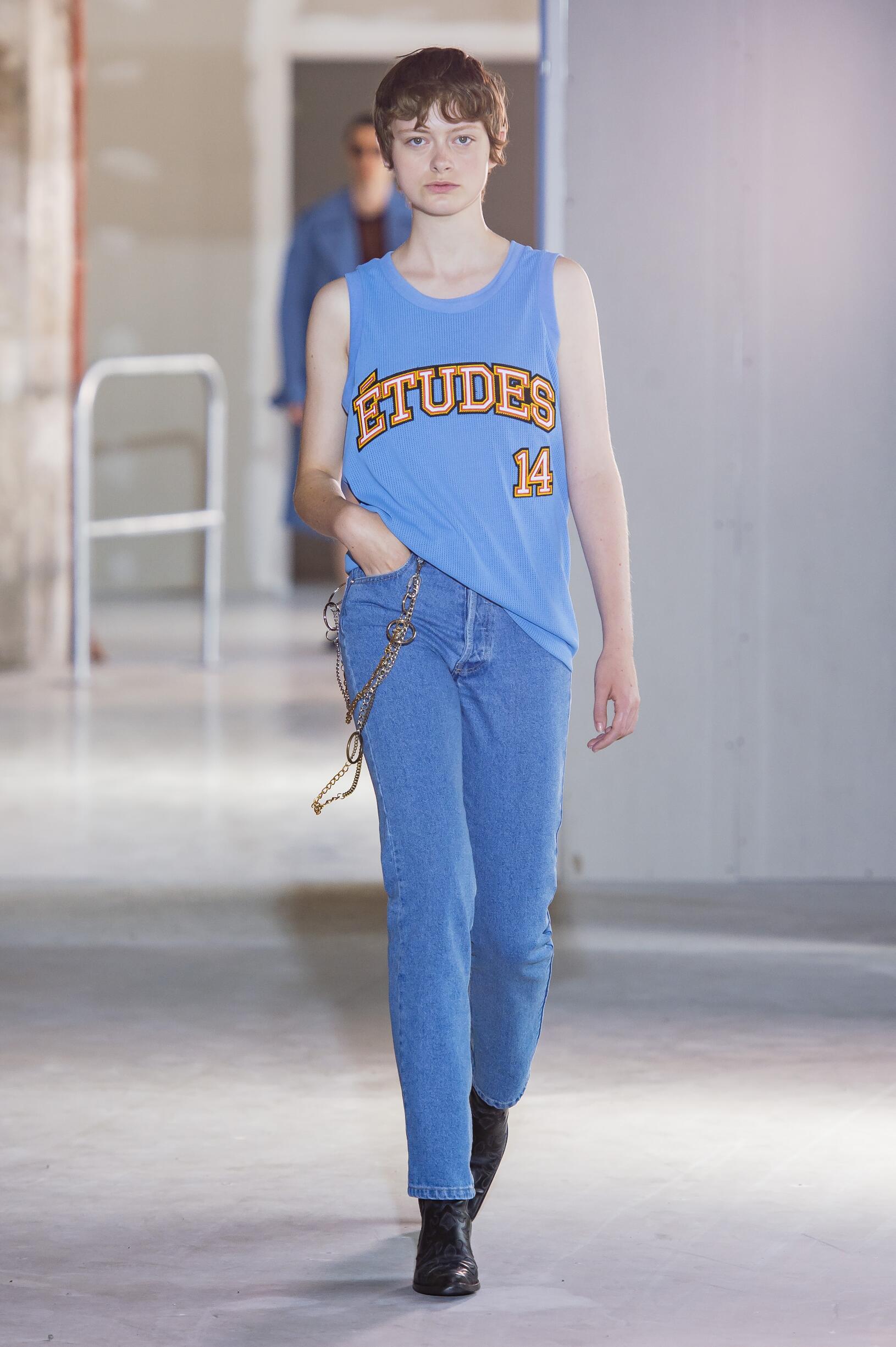 Études Paris Fashion Week Woman