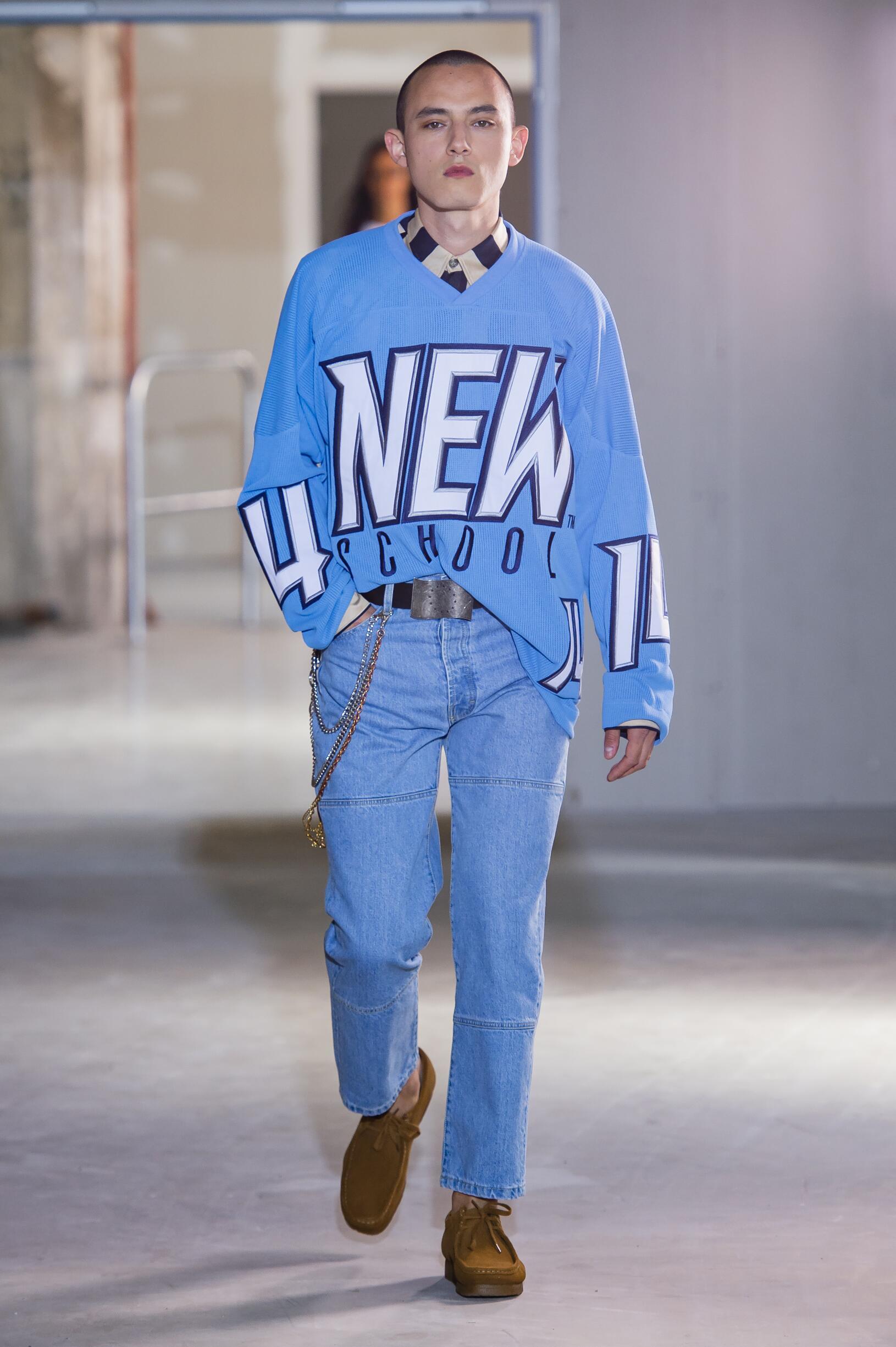 Études SS 2019 Menswear