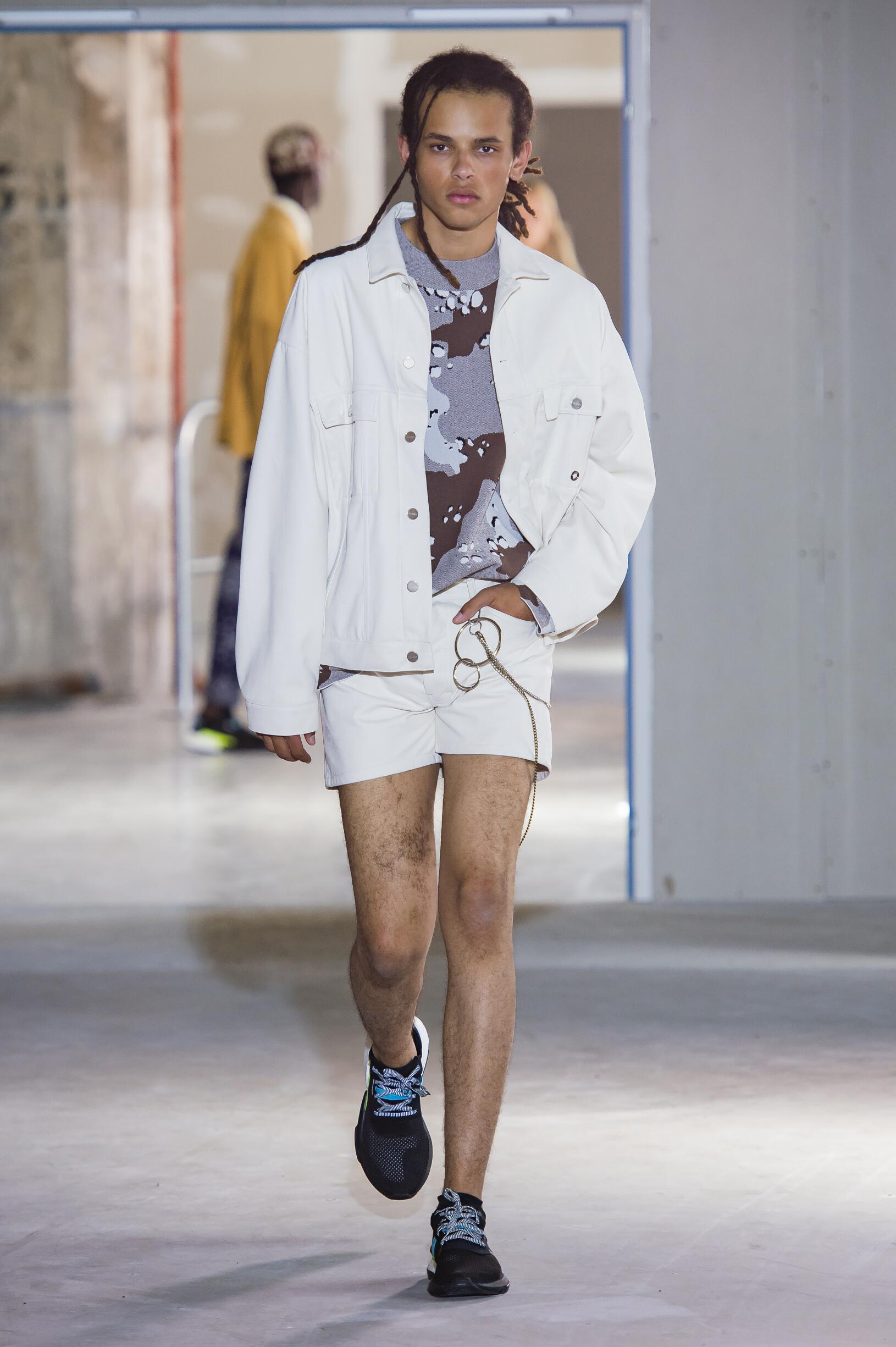 Études Spring Summer 2019 Mens Collection Paris Fashion Week