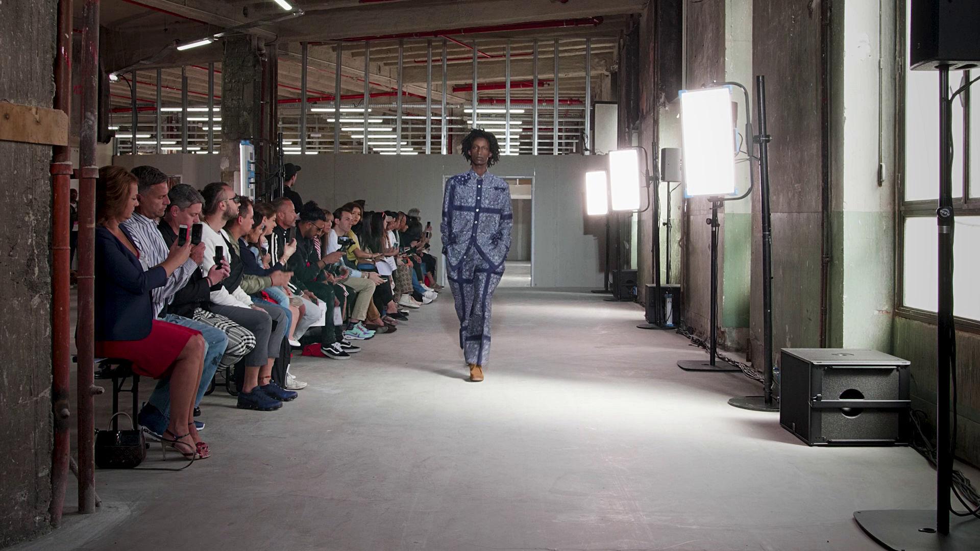 Études Spring Summer Collection 2019 - Paris Fashion Show