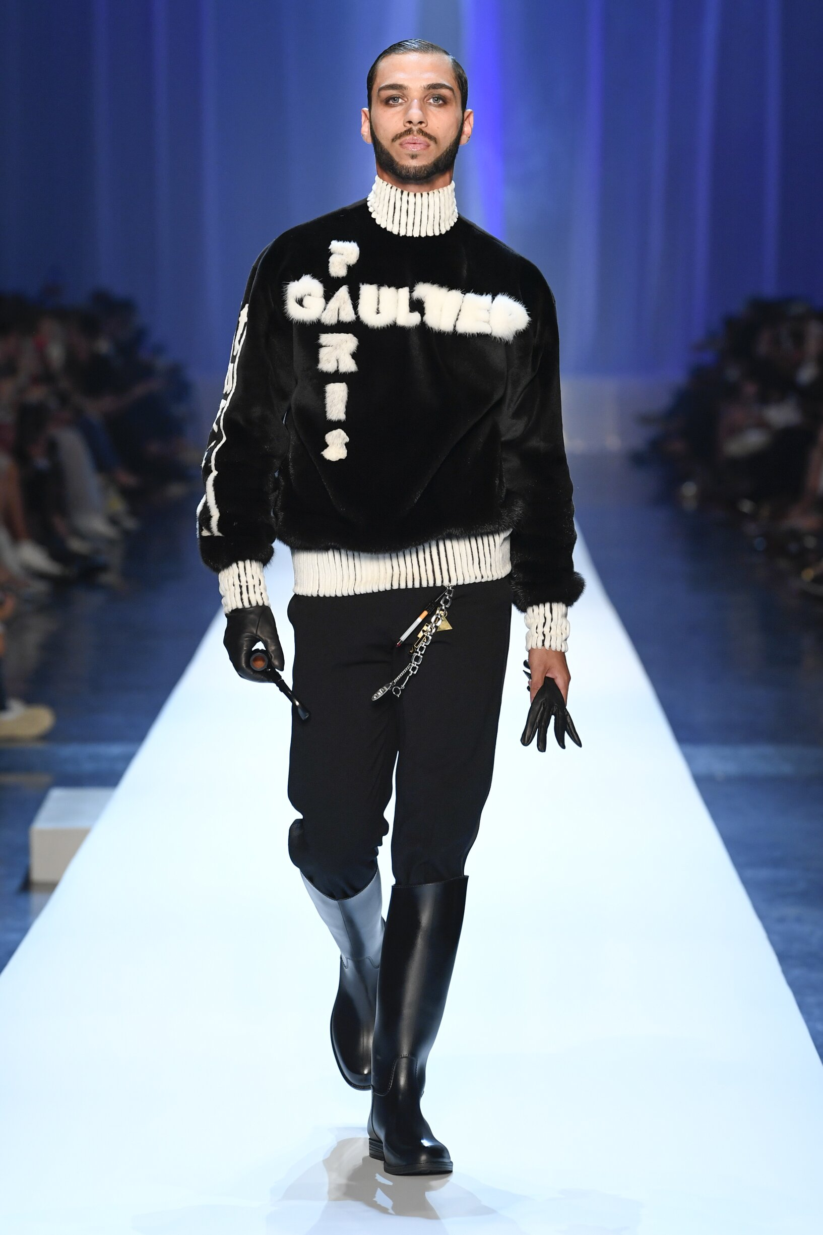 FW 2018 19 Fashion Show Jean-Paul Gaultier Haute Couture