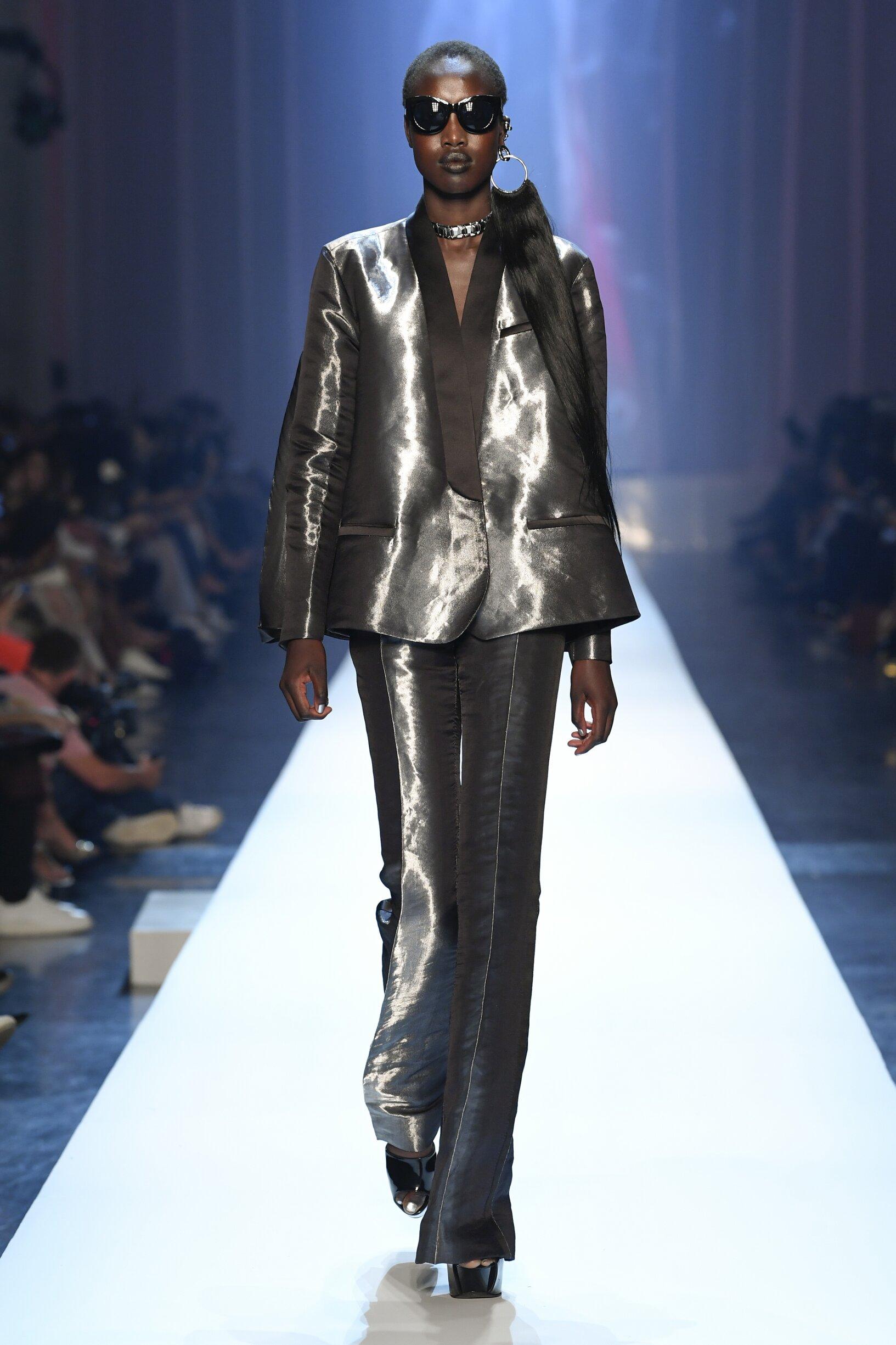 FW 2018 19 Jean-Paul Gaultier Haute Couture Fashion Show Paris