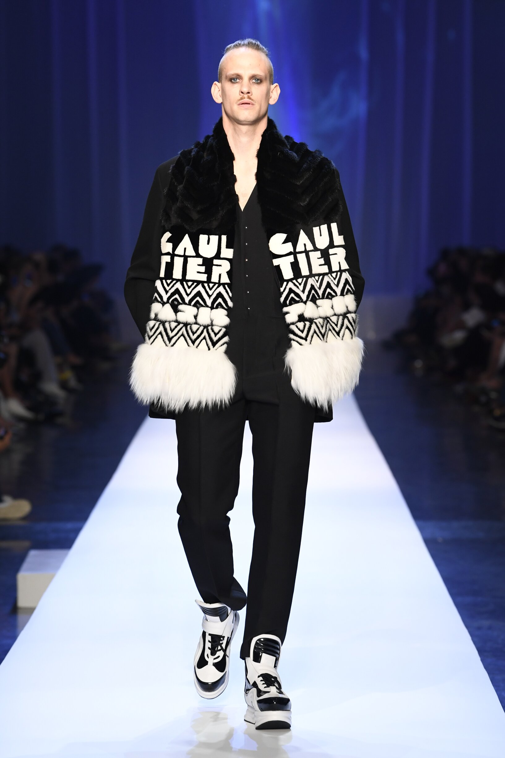 FW 2018 19 Jean-Paul Gaultier Haute Couture Fashion Show