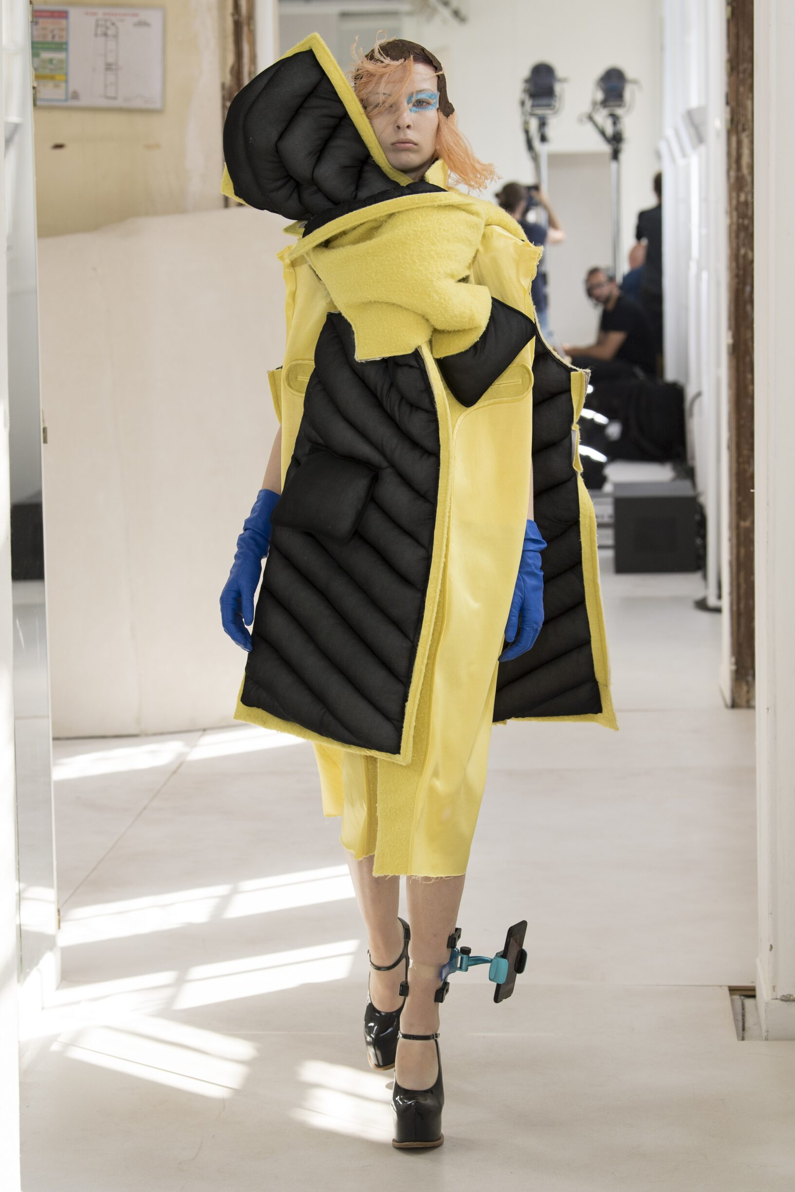 FW 2018 19 Maison Margiela Artisanal Fashion Show