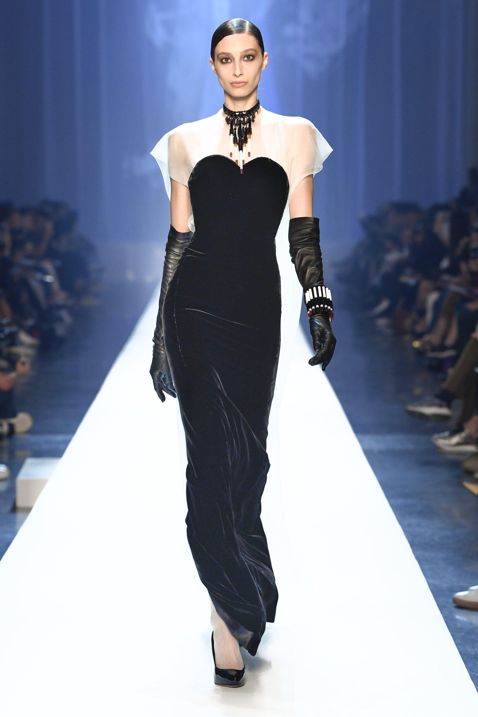 FW 2018 Jean-Paul Gaultier Haute Couture Show Paris Fashion Week