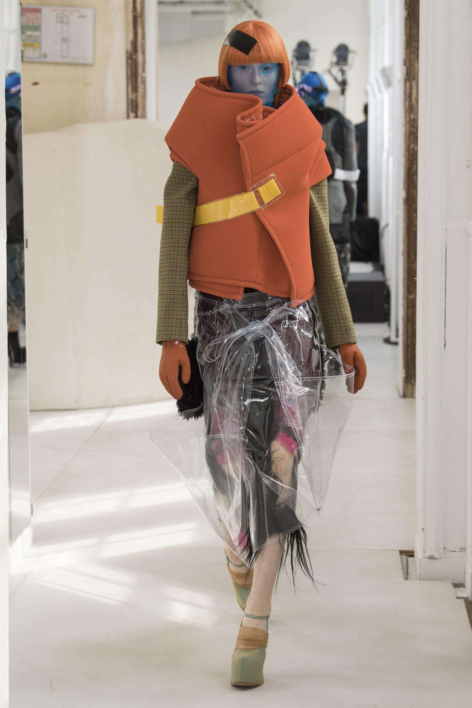Fall 2018 Fashion Trends Maison Margiela Artisanal