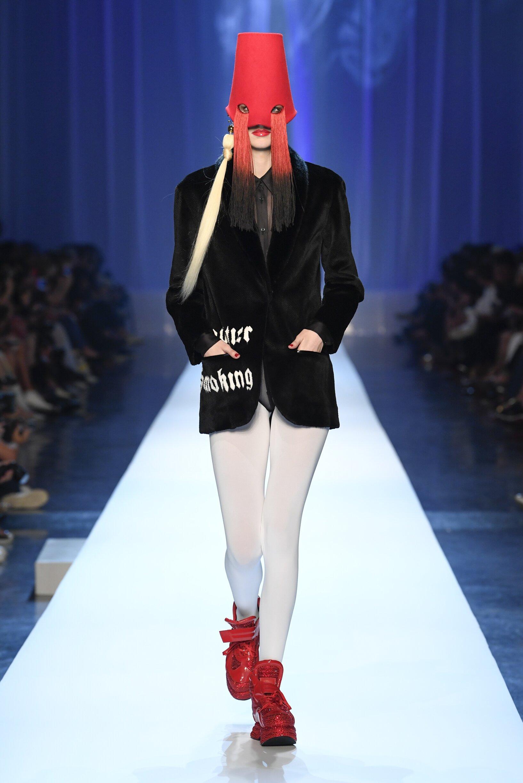 Fall 2018 Womenswear Jean-Paul Gaultier Haute Couture