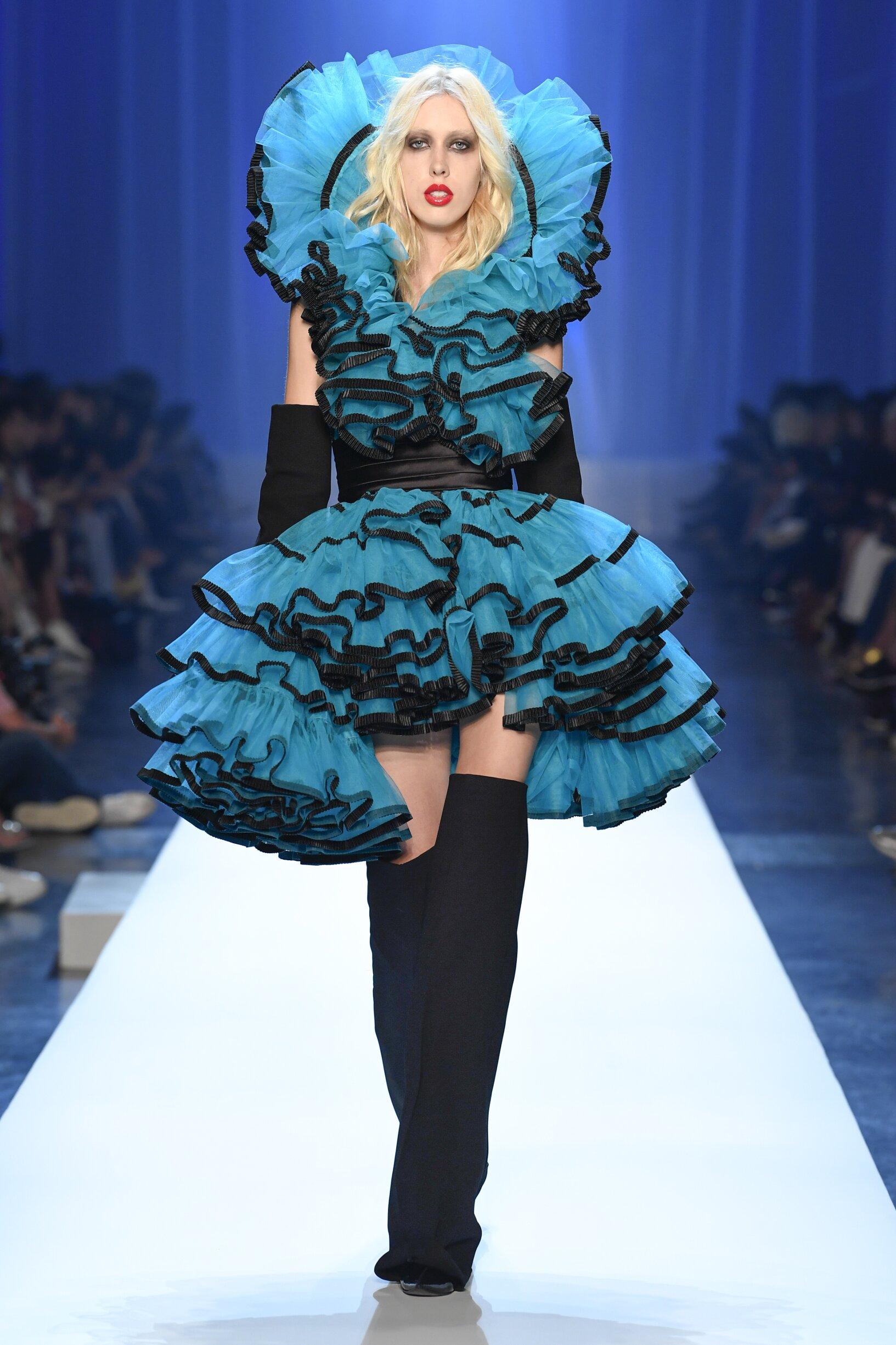 Fall Fashion 2018 Jean-Paul Gaultier Haute Couture