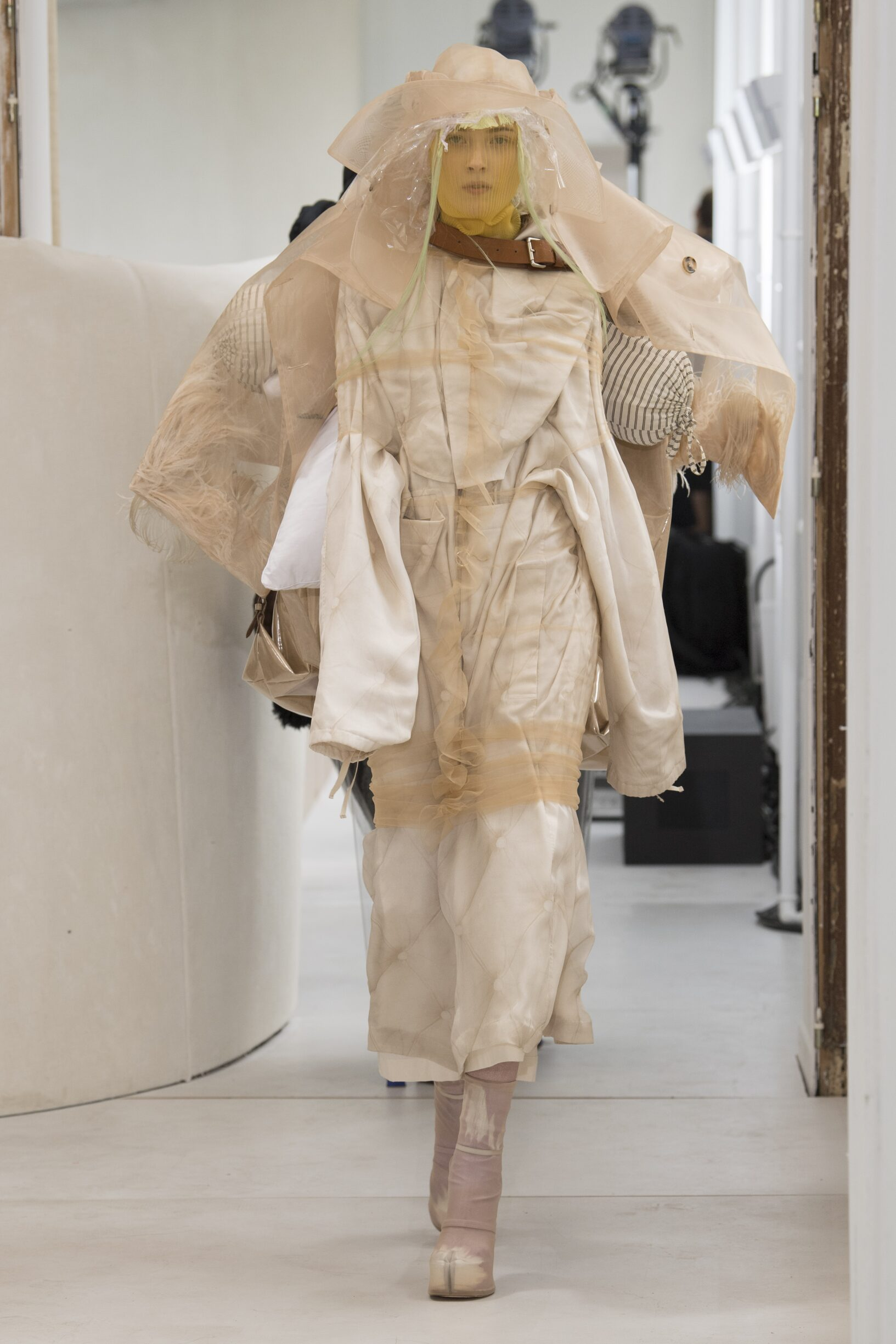Fall Winter 2018 Women Paris Maison Margiela Artisanal Collection