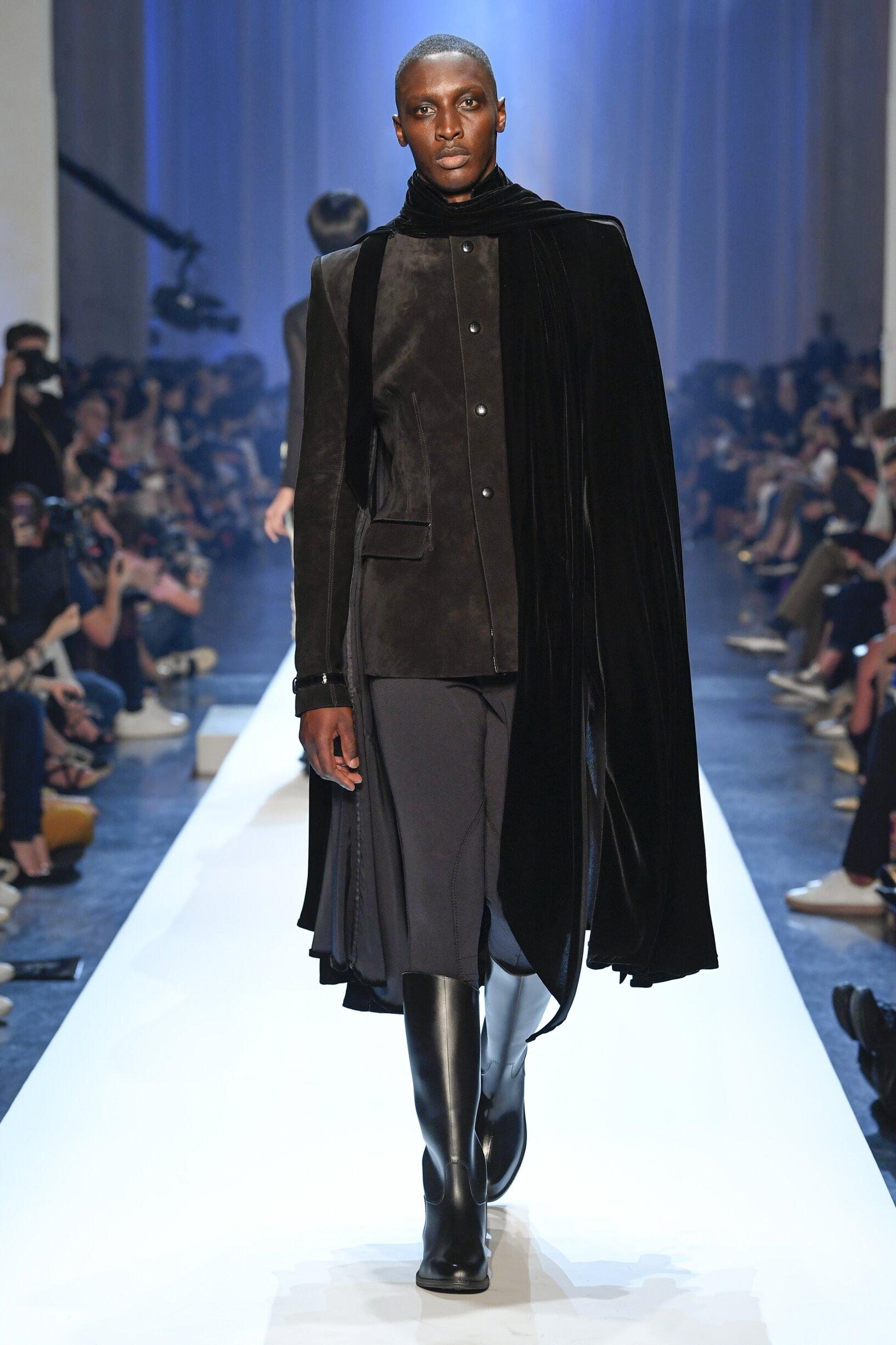 Fashion 2018 Runway Jean-Paul Gaultier Haute Couture FW