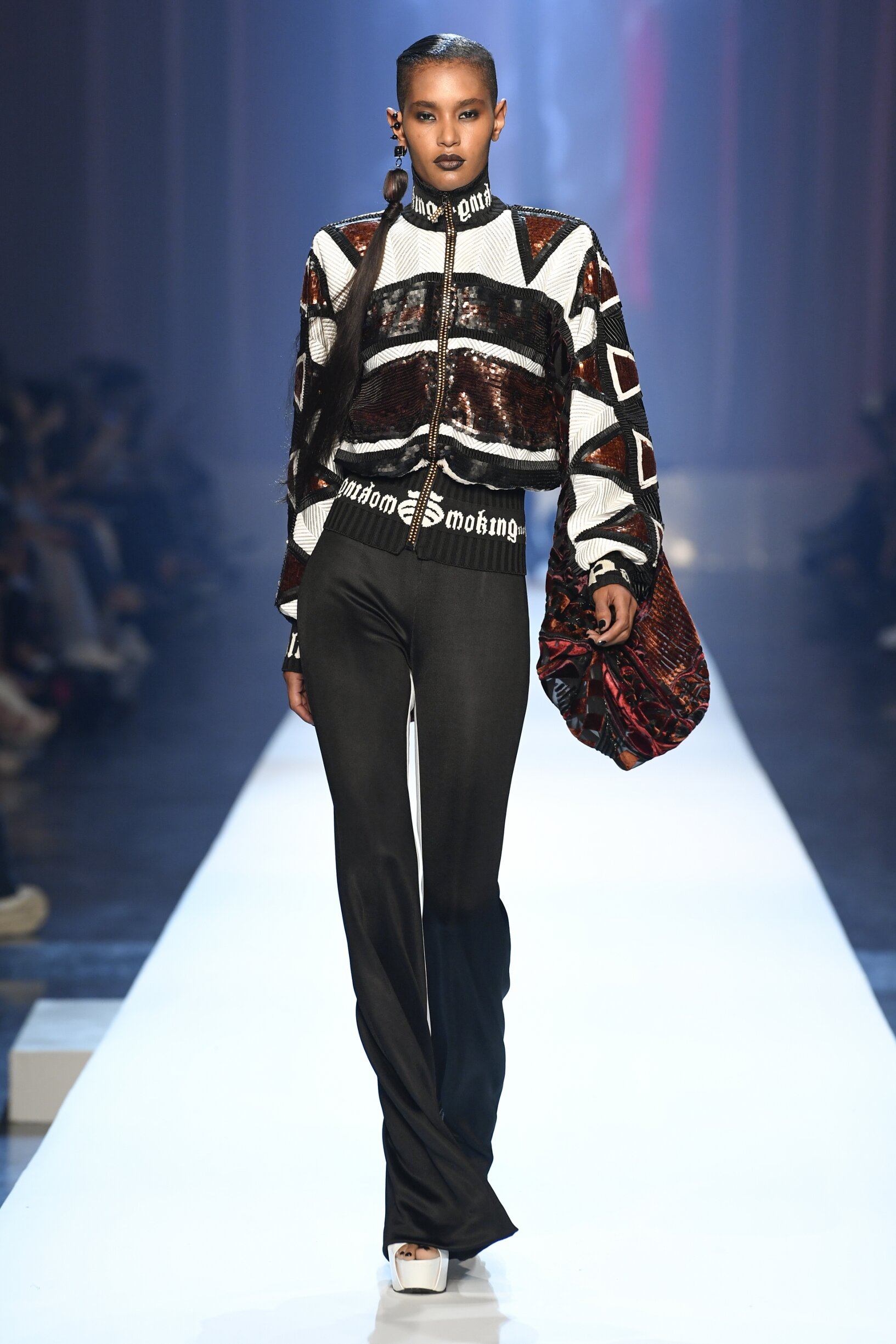 Fashion 2018 Woman Style Jean-Paul Gaultier Haute Couture