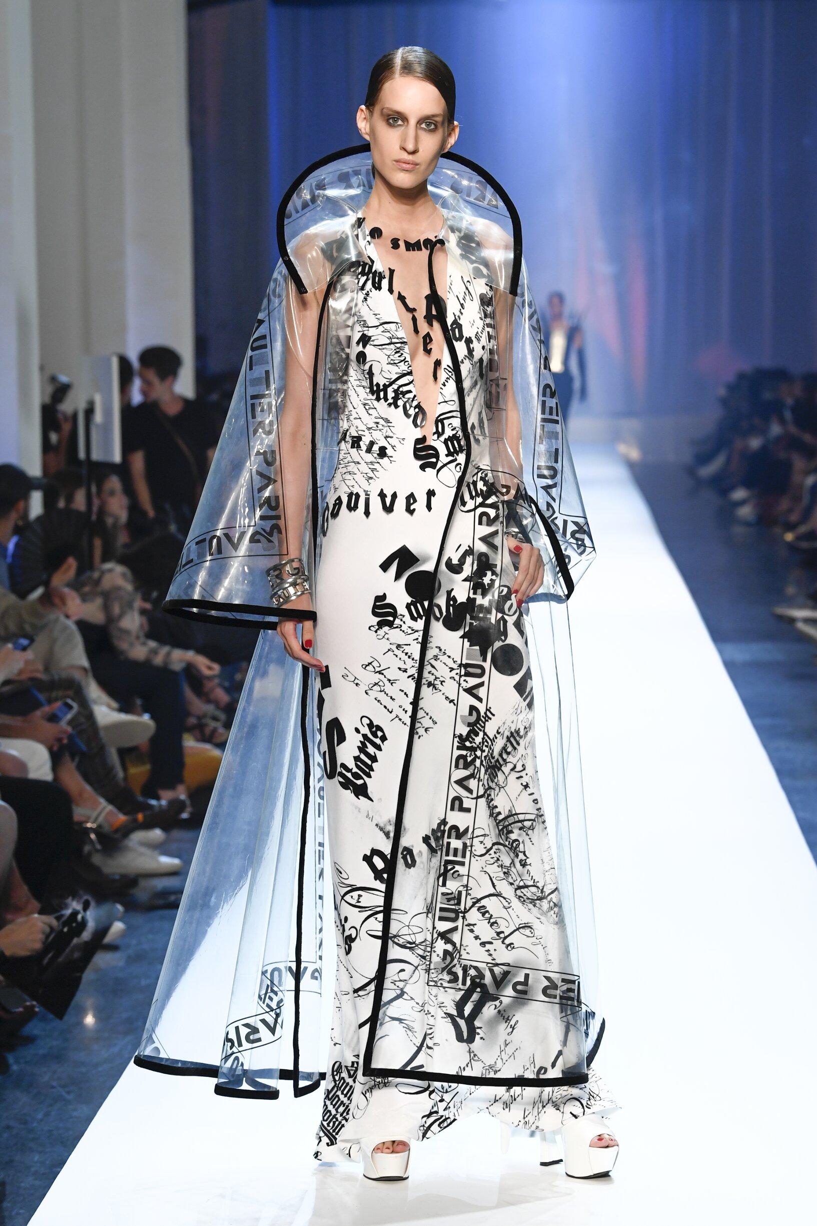 Fashion 2018 Women Style Jean-Paul Gaultier Haute Couture