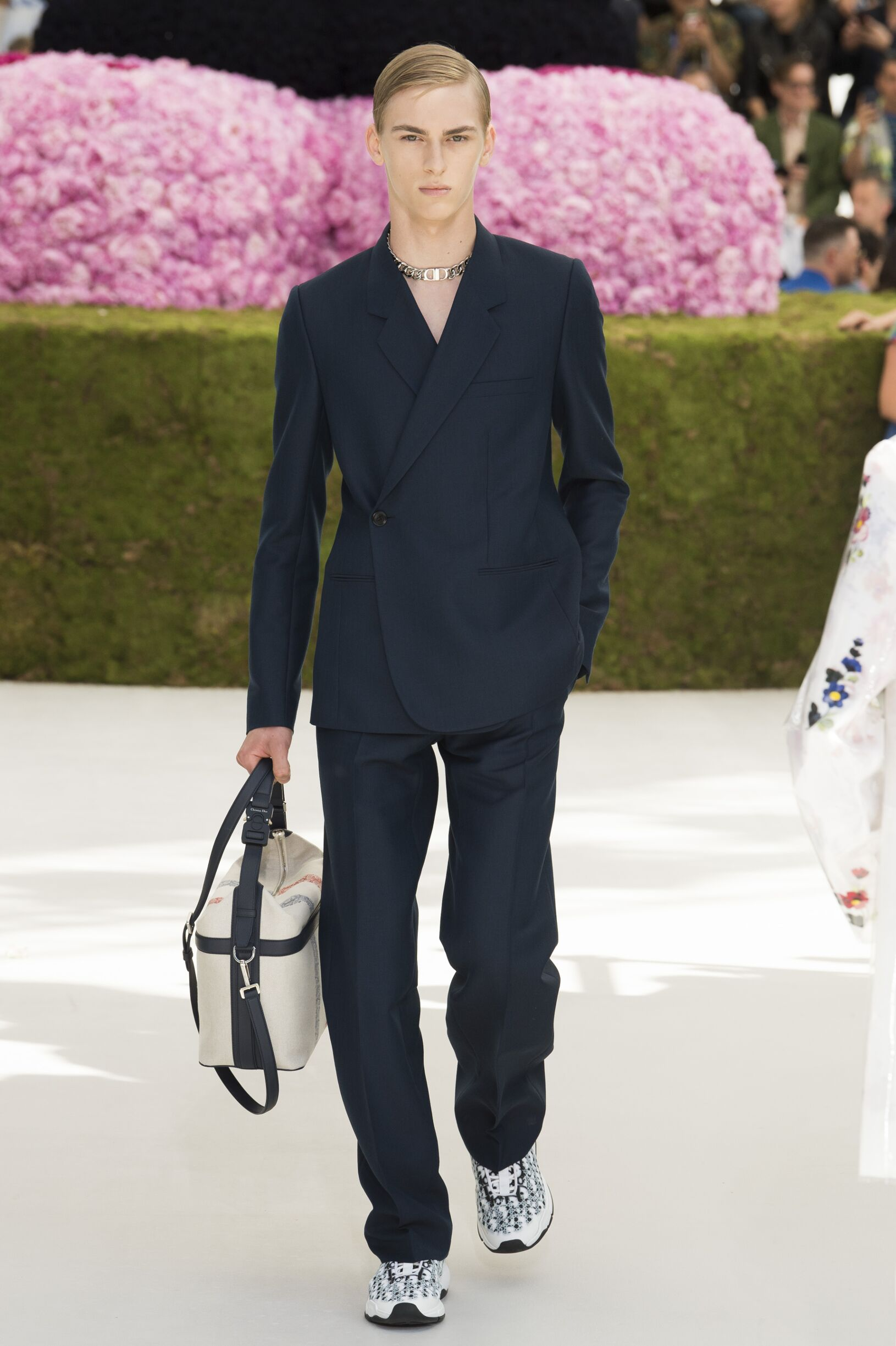 Fashion 2019 Catwalk Dior Summer Man Collection
