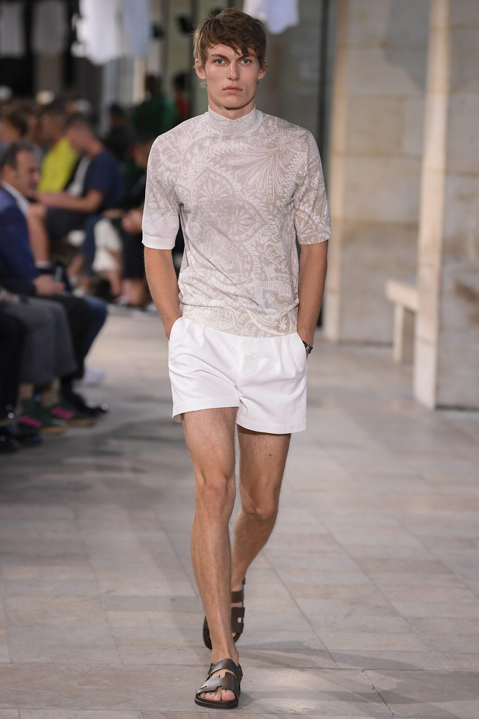 Fashion 2019 Catwalk Hermès