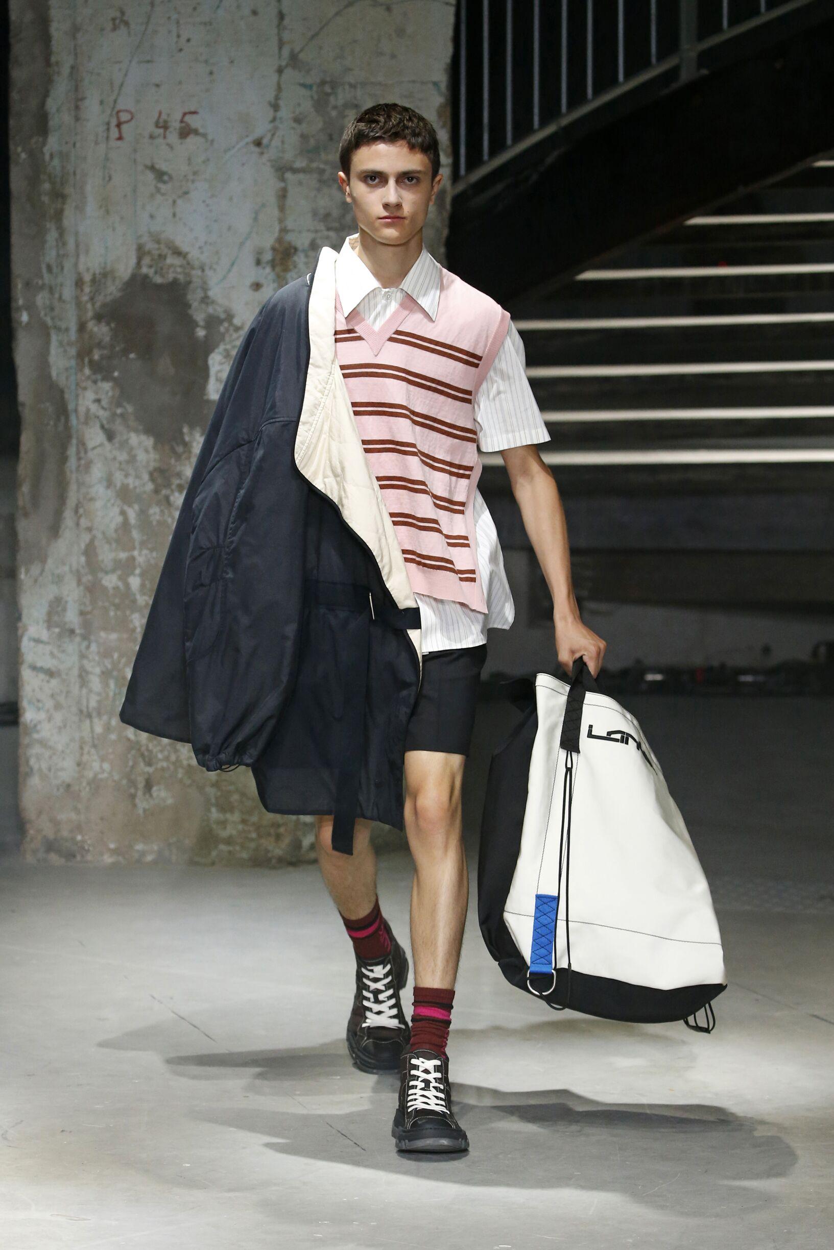 Fashion 2019 Catwalk Lanvin Summer