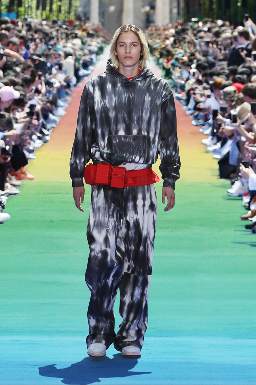 Fashion 2019 Catwalk Louis Vuitton Summer Man Collection