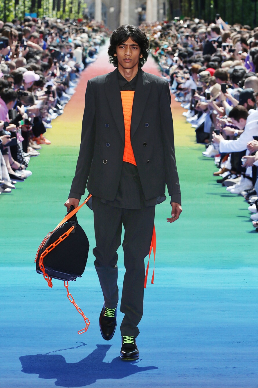 Fashion 2019 Catwalk Louis Vuitton Summer