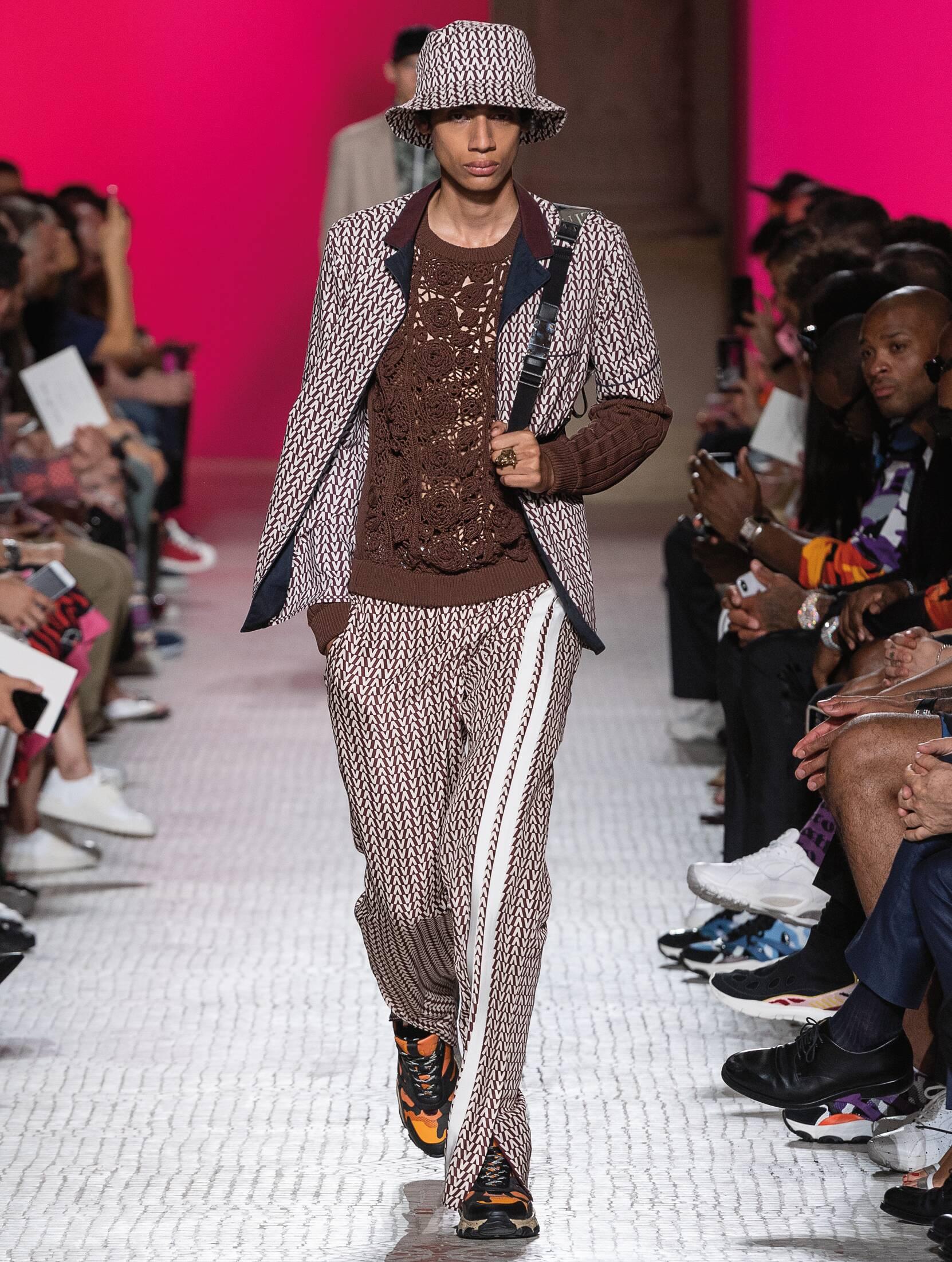 Fashion 2019 Catwalk Valentino