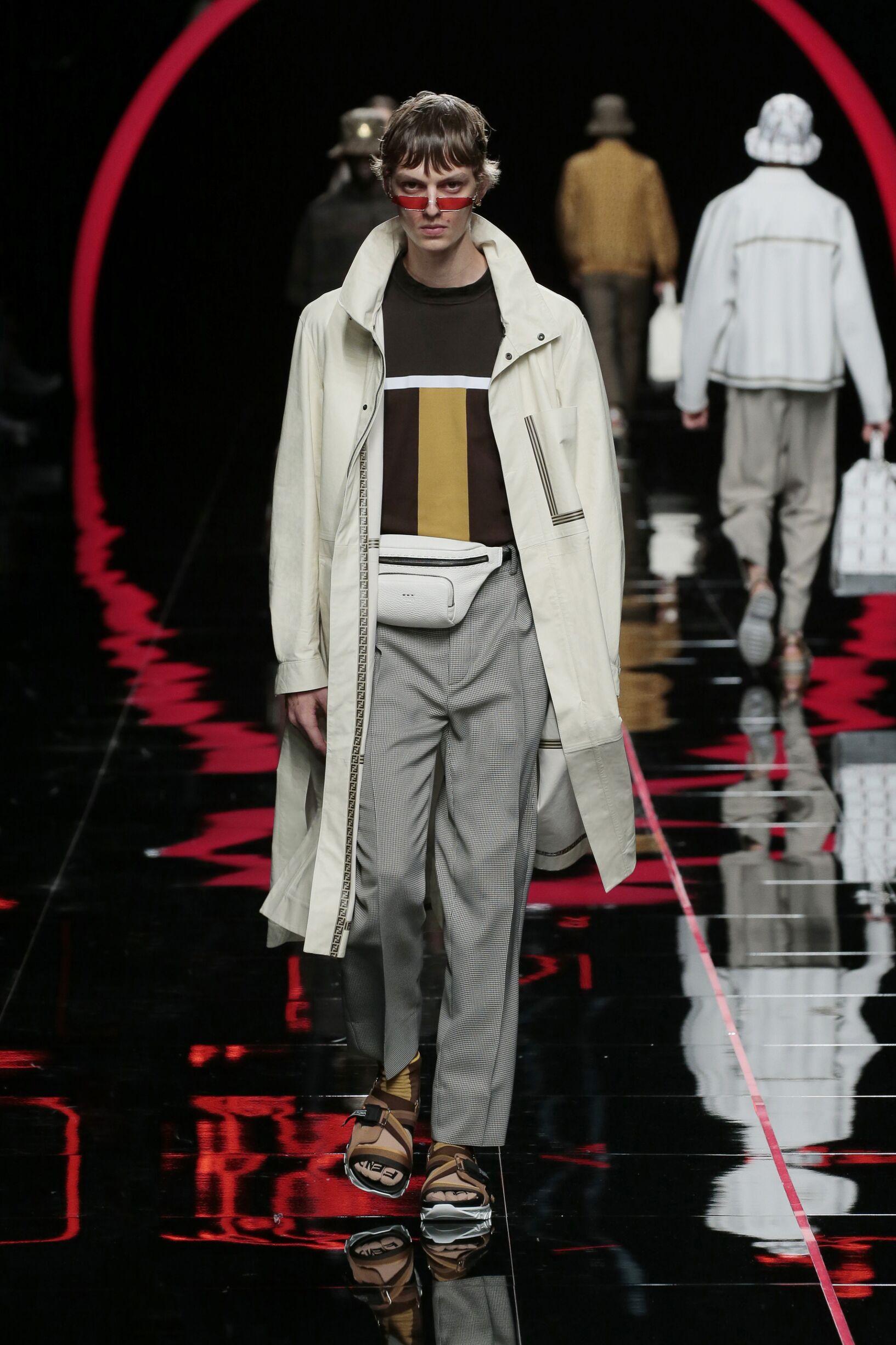 Fashion 2019 Man Style Fendi
