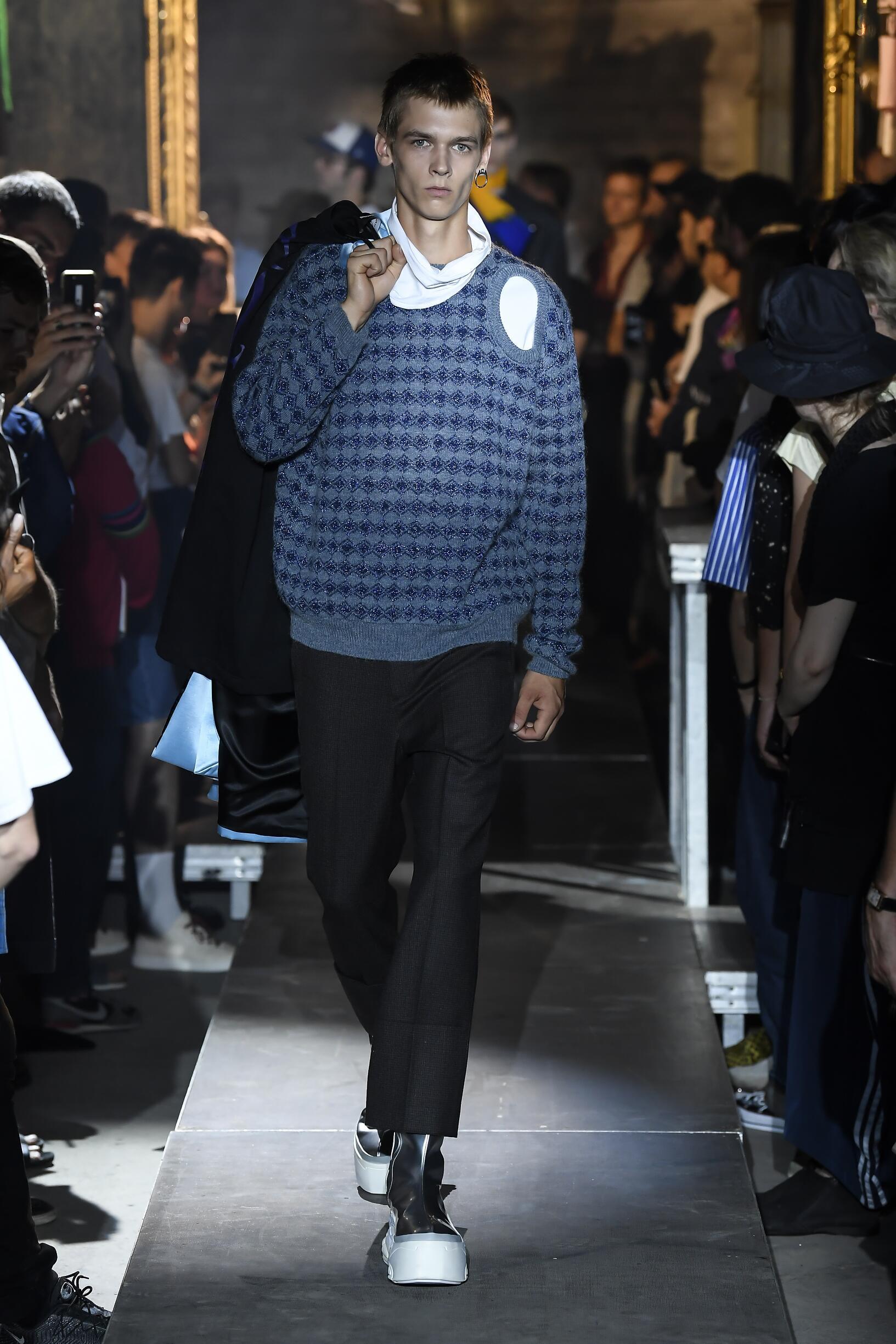 Fashion 2019 Man Style Raf Simons