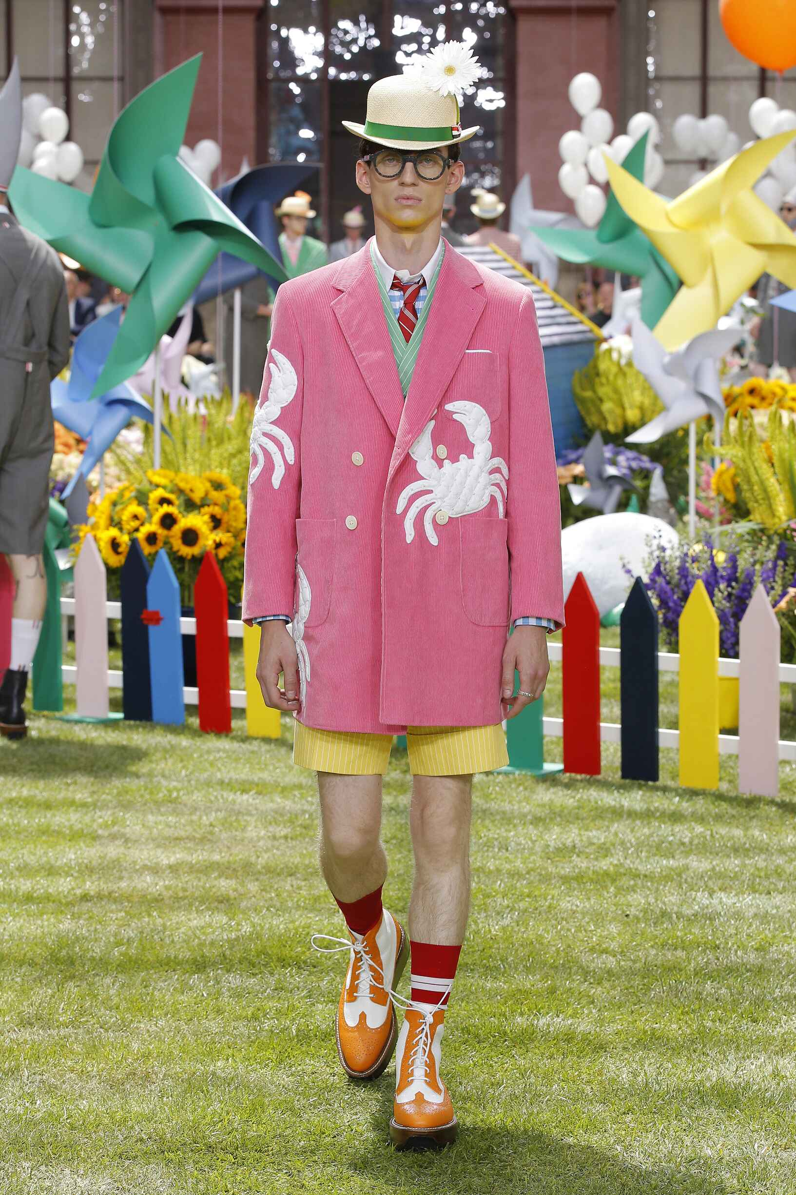 Fashion 2019 Mens Style Thom Browne
