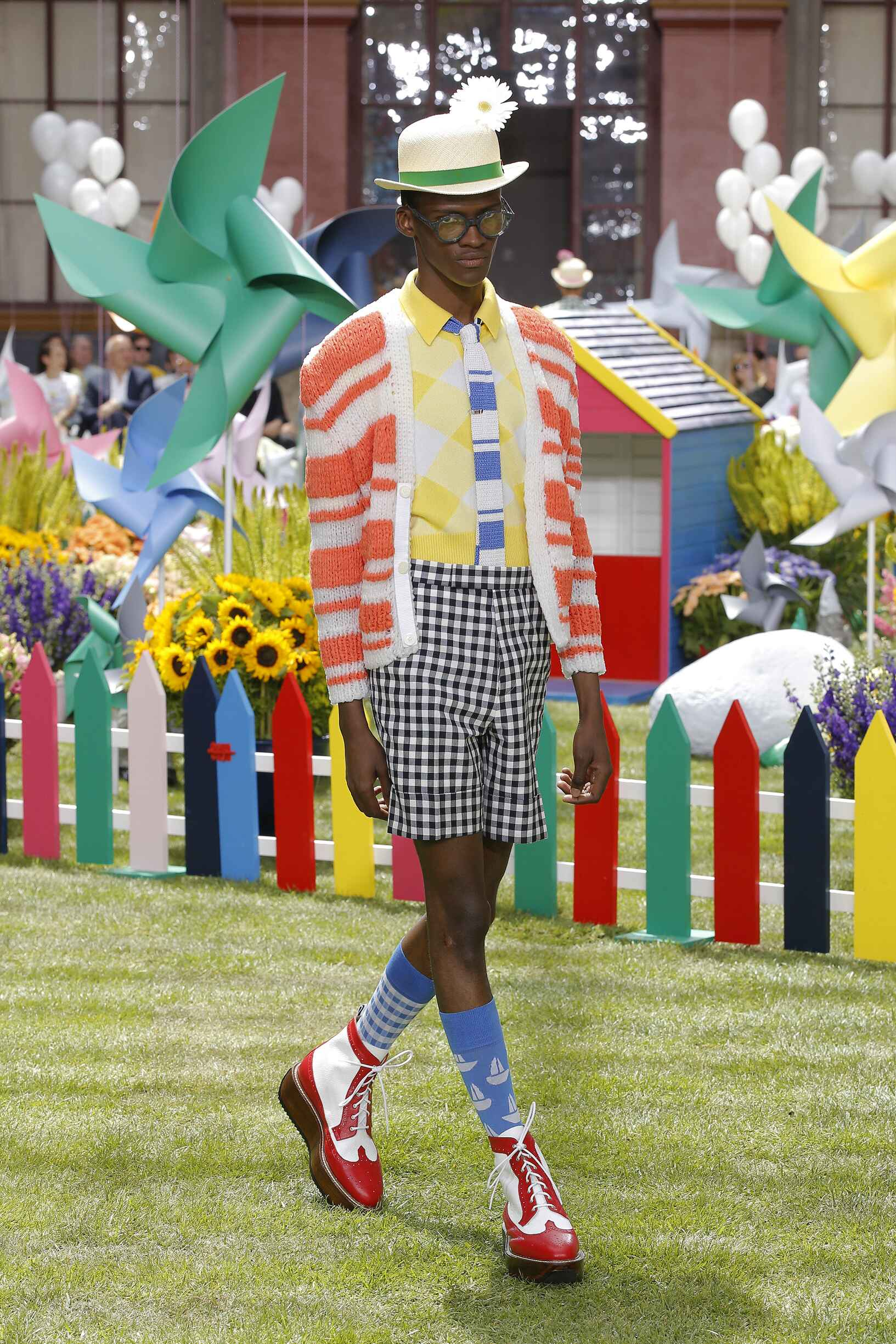 Fashion 2019 Runway Thom Browne Summer