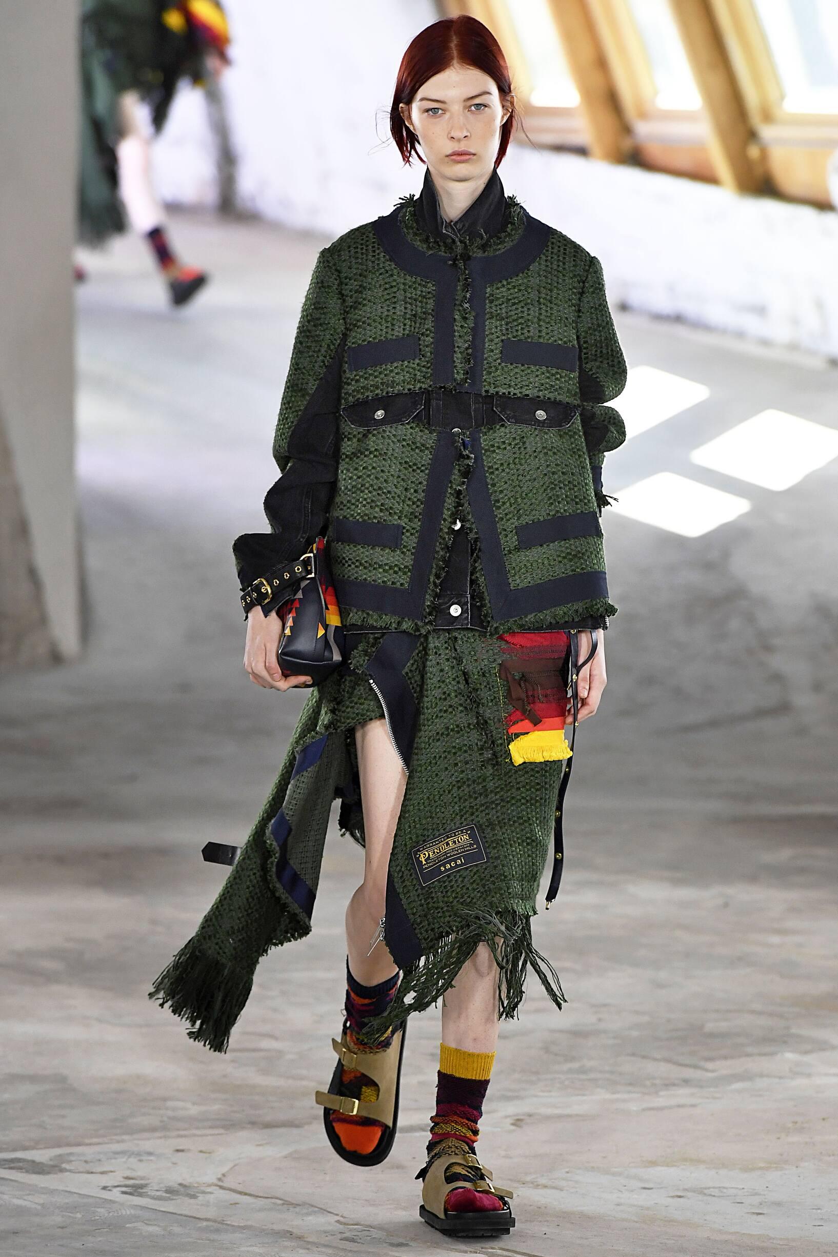 Fashion 2019 Womens Style Sacai