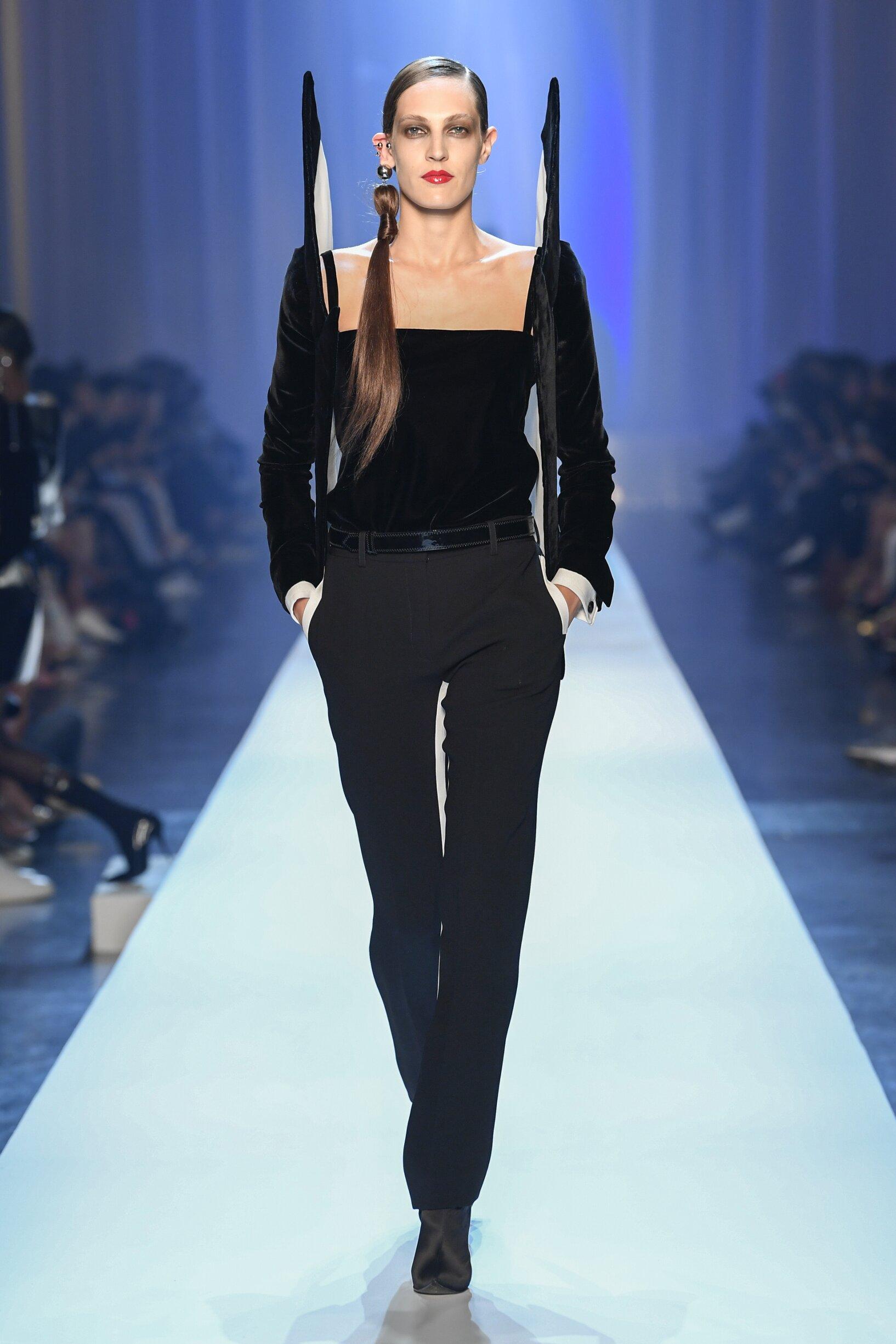 Fashion Week 2018 Catwalk Jean-Paul Gaultier Haute Couture