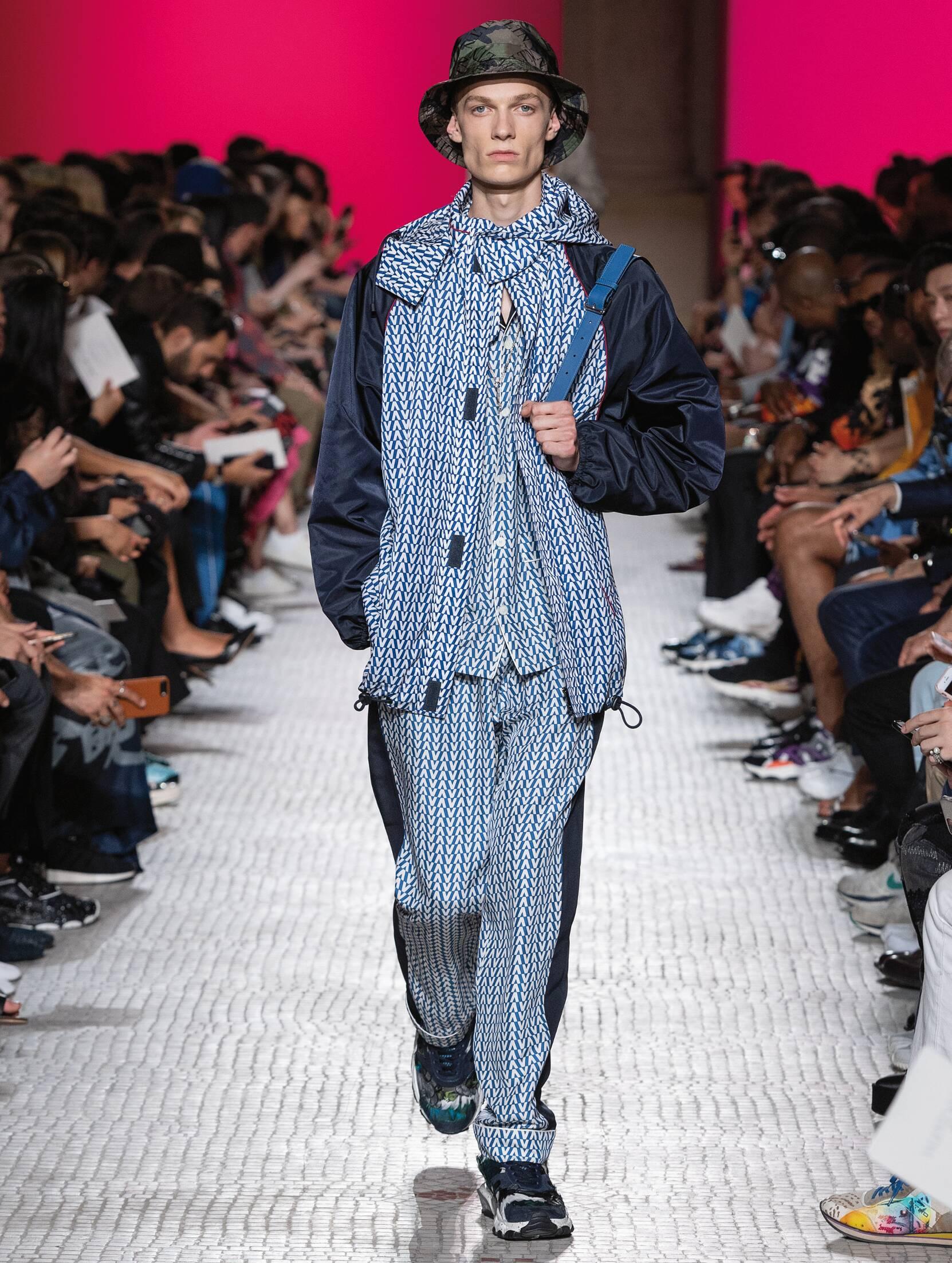 Fashion Week 2019 Catwalk Valentino