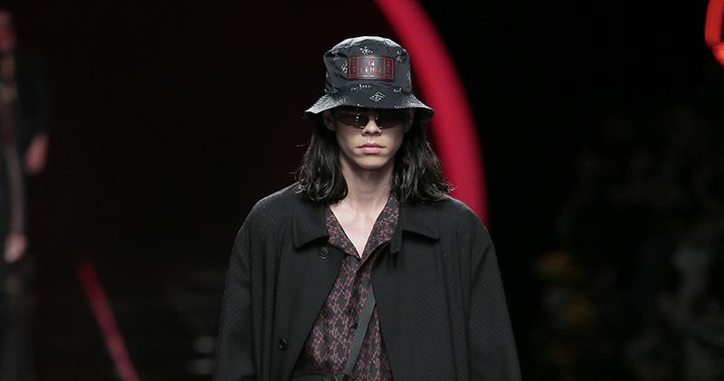 Fendi Fashion Show SS 2019 Milan