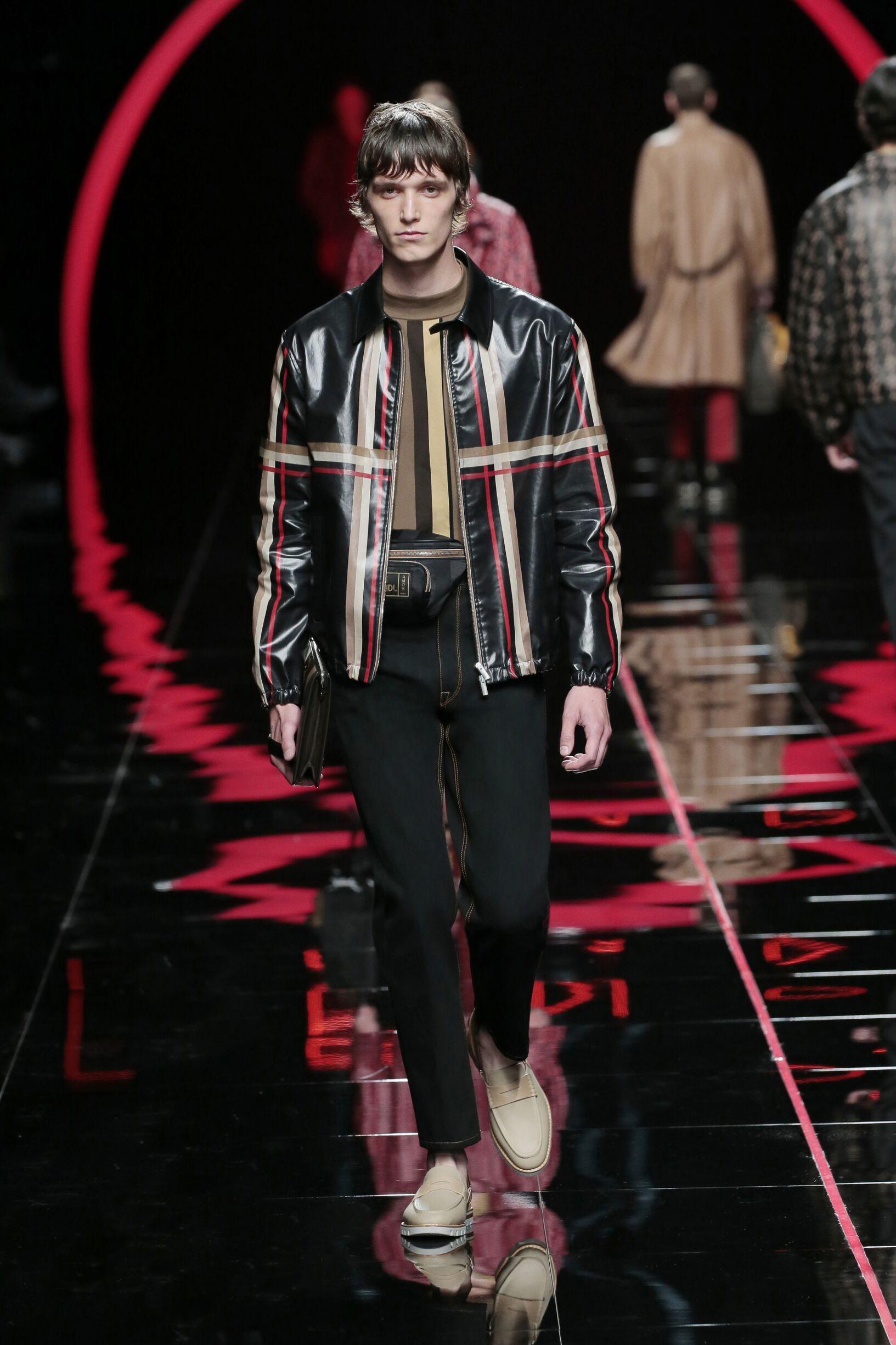 Fendi Fashion Show