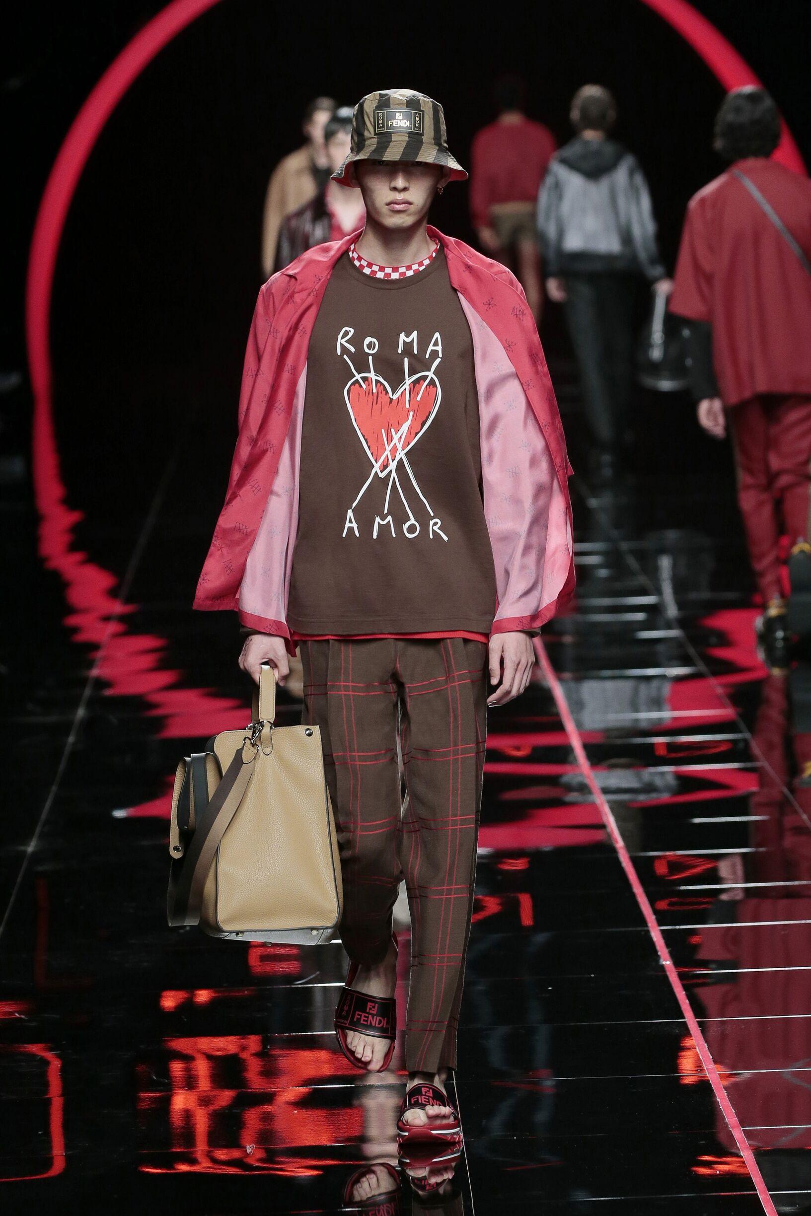 Fendi SS 2019 Menswear