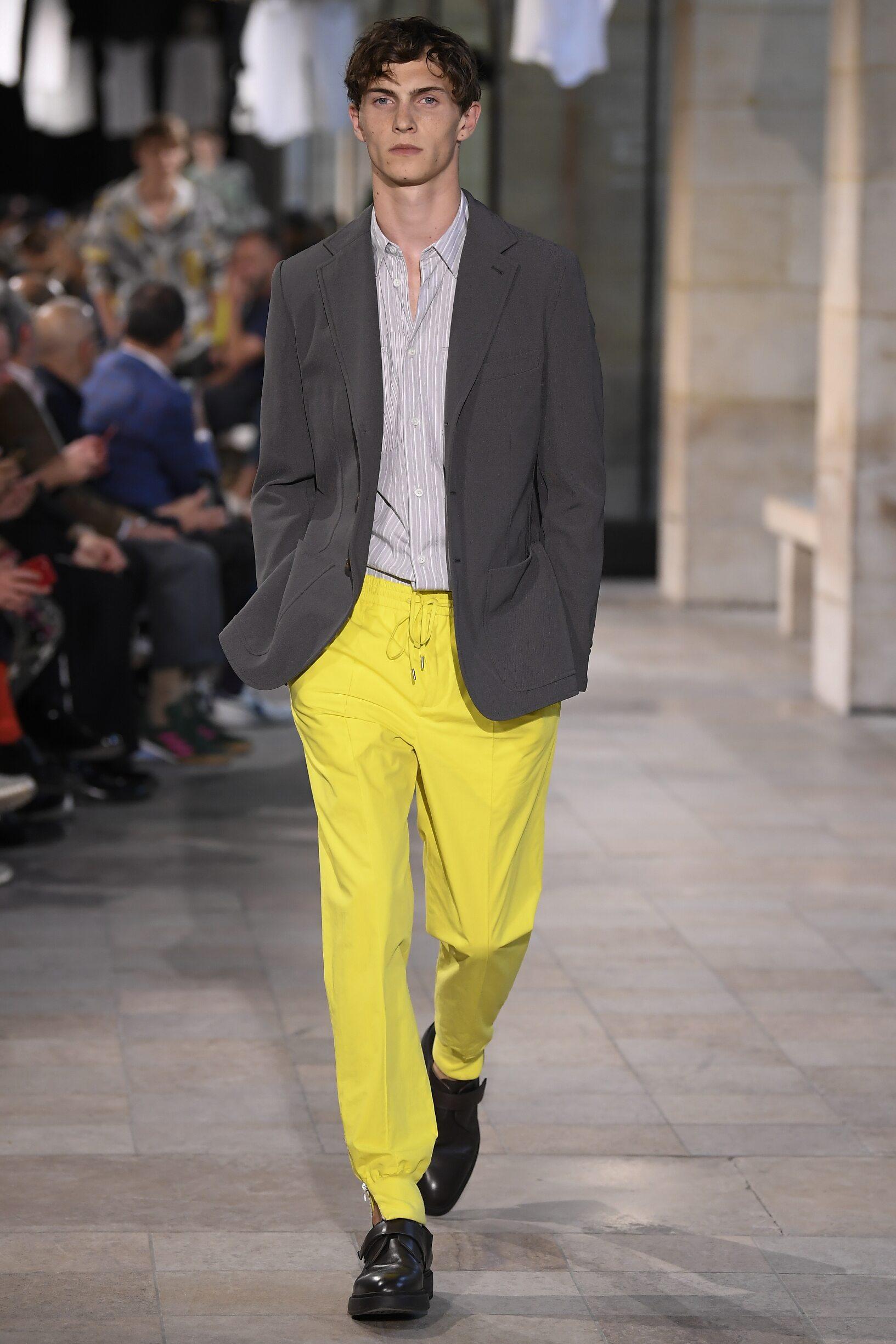 Hermès SS 2019 Menswear