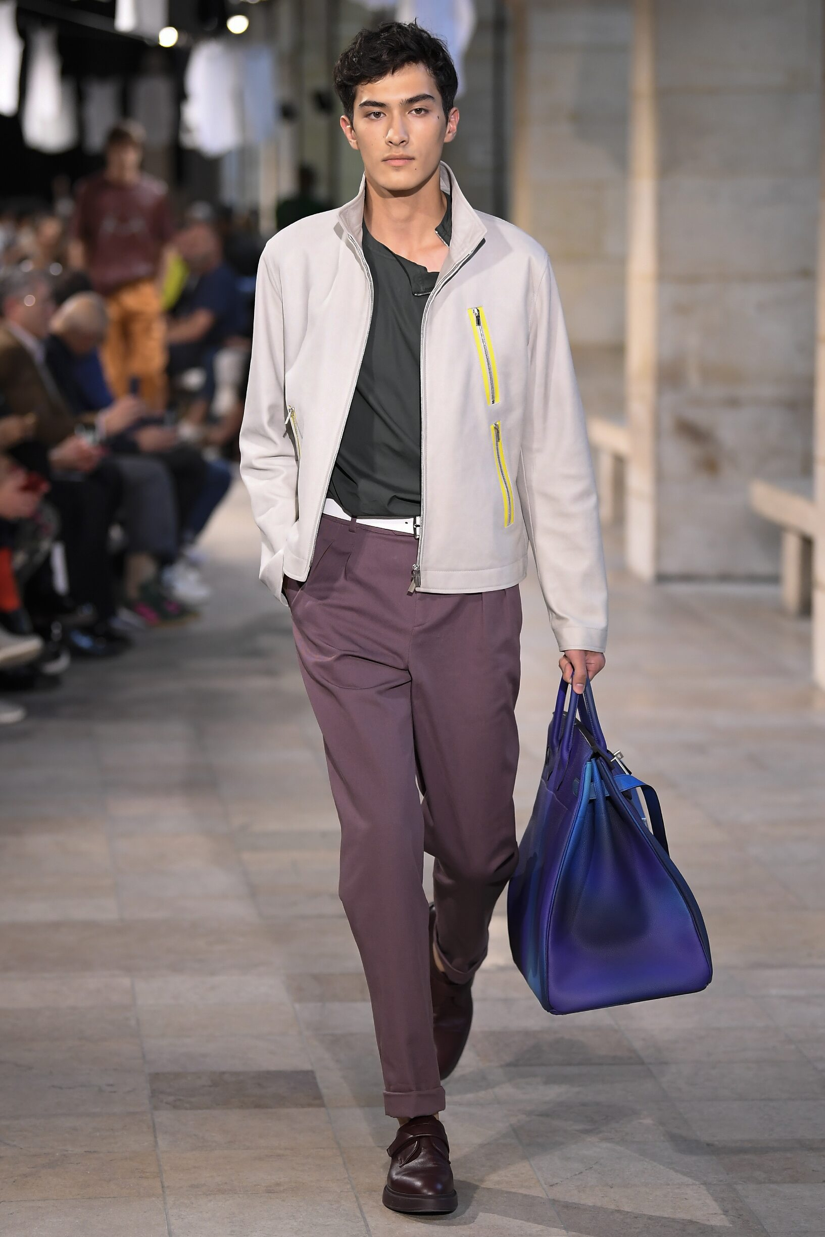 Hermès Spring Summer 2019 Mens Collection Paris Fashion Week