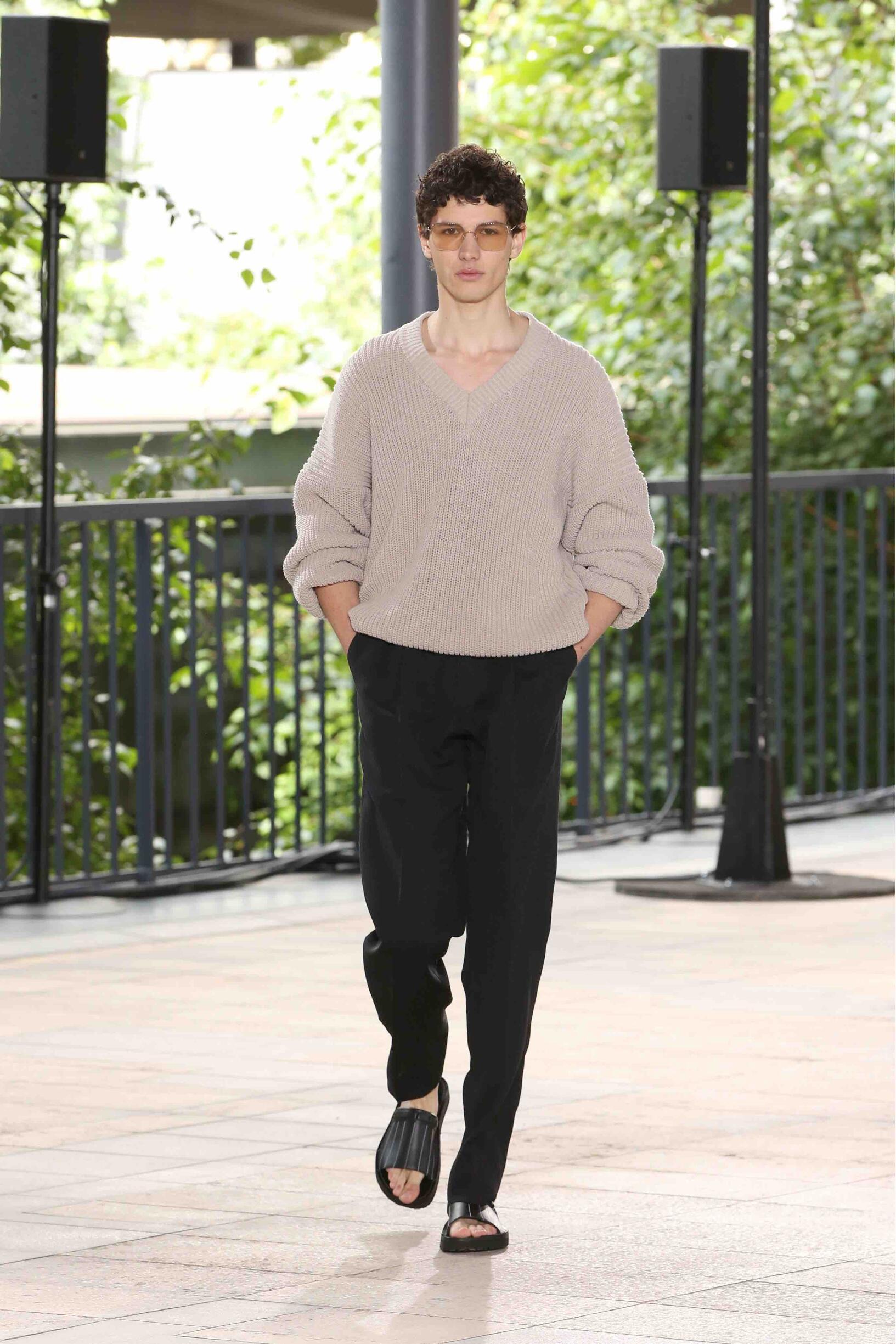 Issey Miyake SS 2019 Menswear
