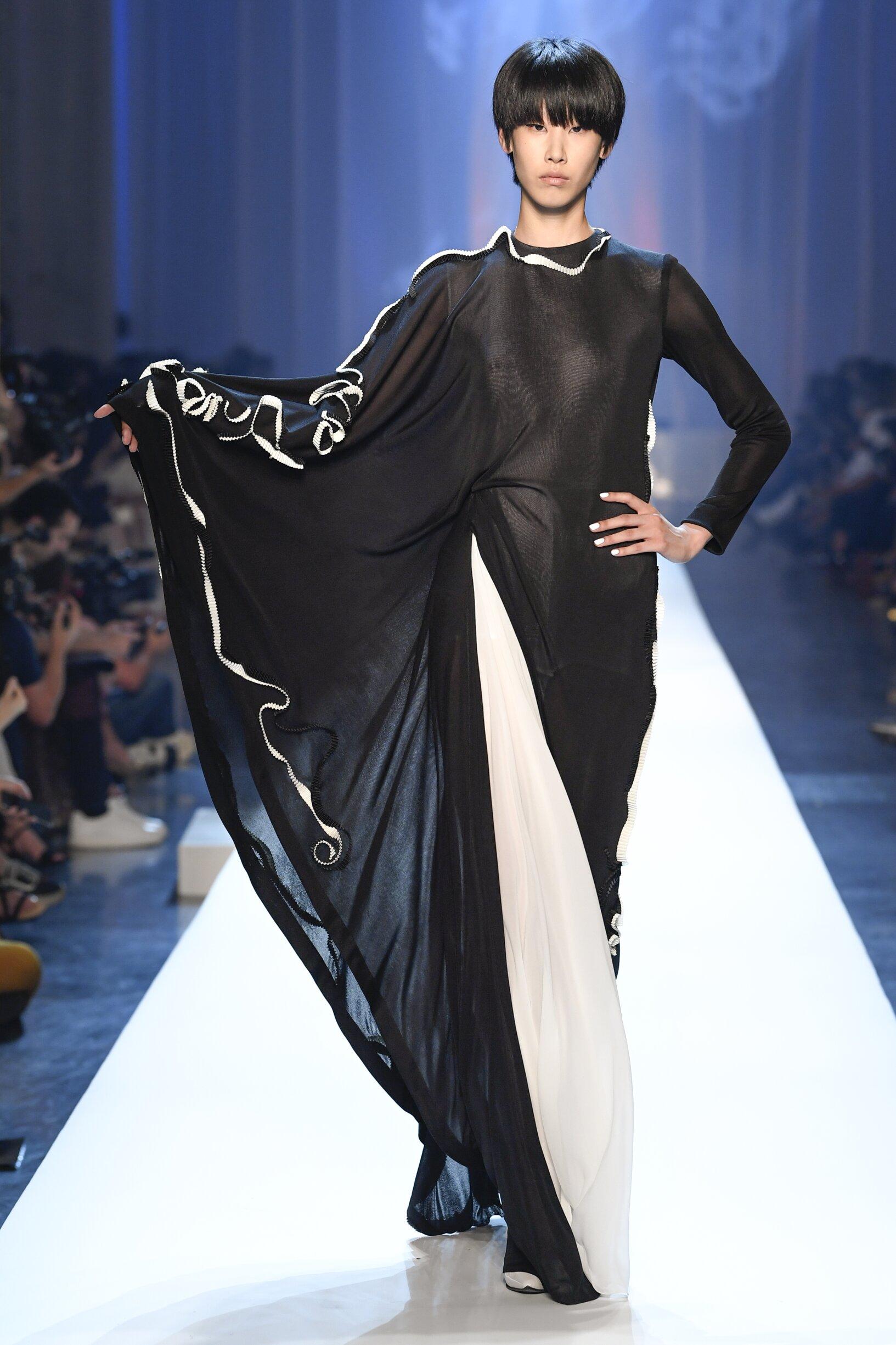 Jean-Paul Gaultier Haute Couture 2018 Paris Trends Womenswear