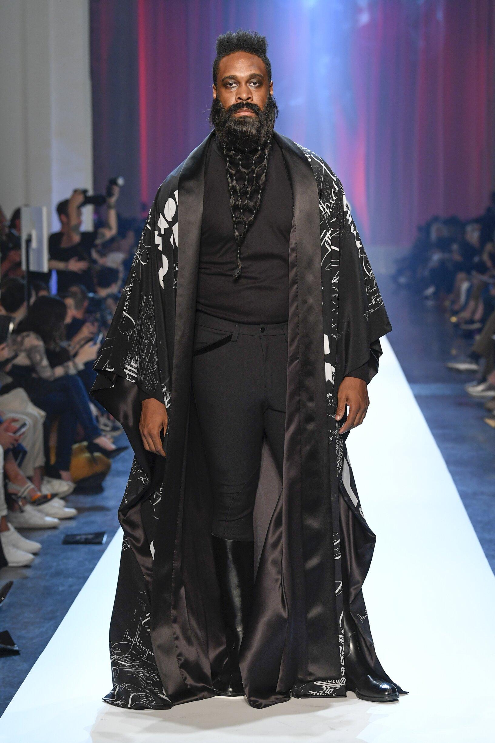 Jean-Paul Gaultier Haute Couture 2018 Paris Trends