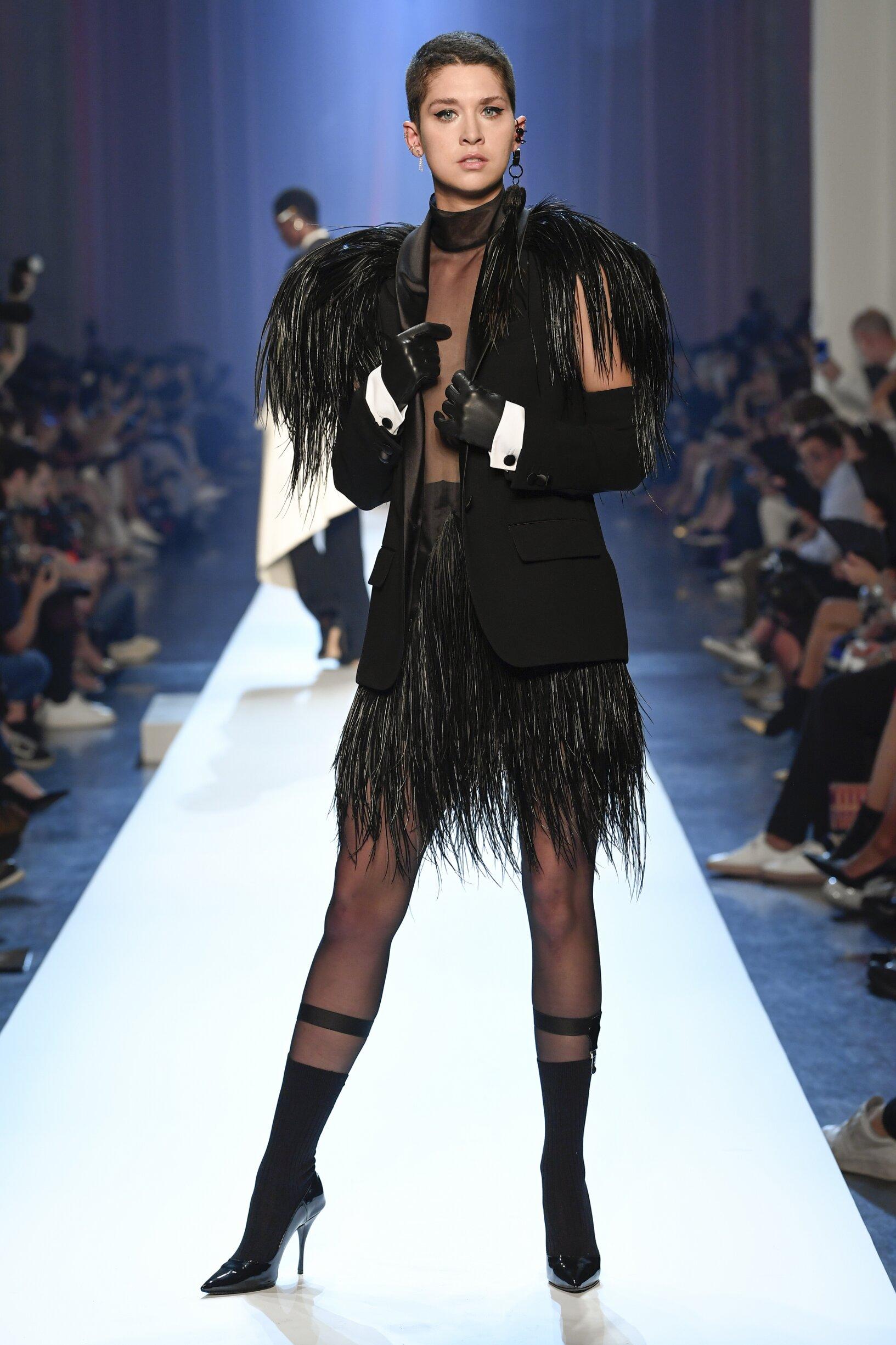 Jean-Paul Gaultier Haute Couture 2018 Paris Women Trends